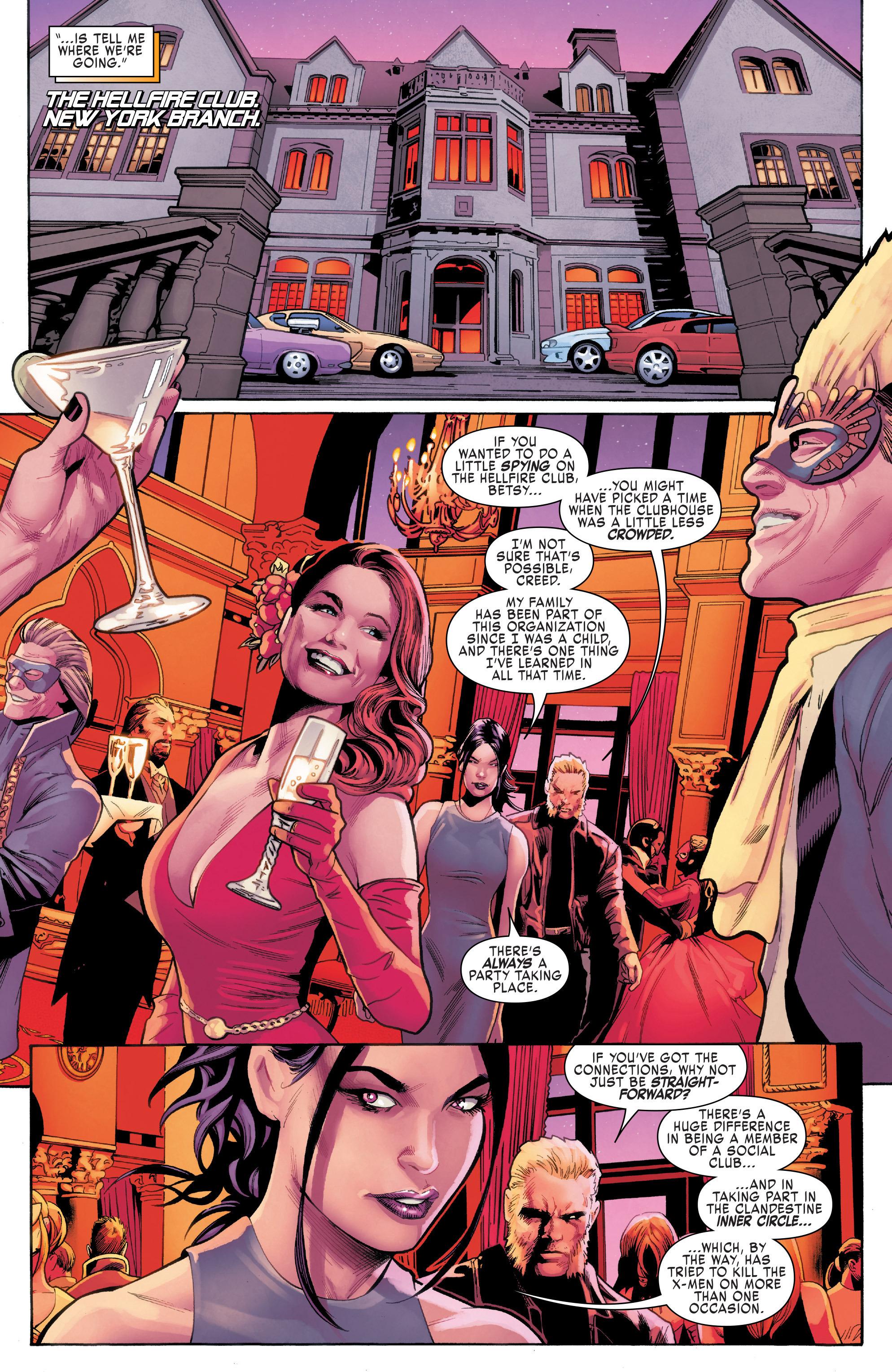 Read online Uncanny X-Men (2016) comic -  Issue #11 - 19