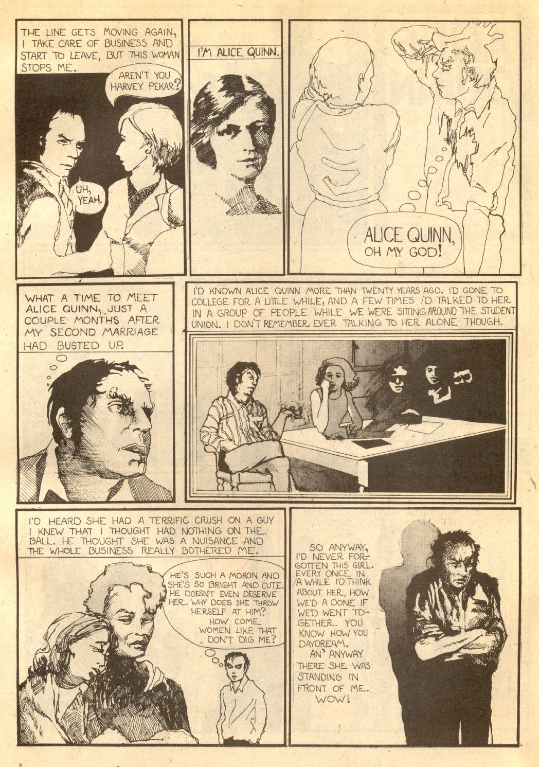American Splendor (1976) issue 7 - Page 27