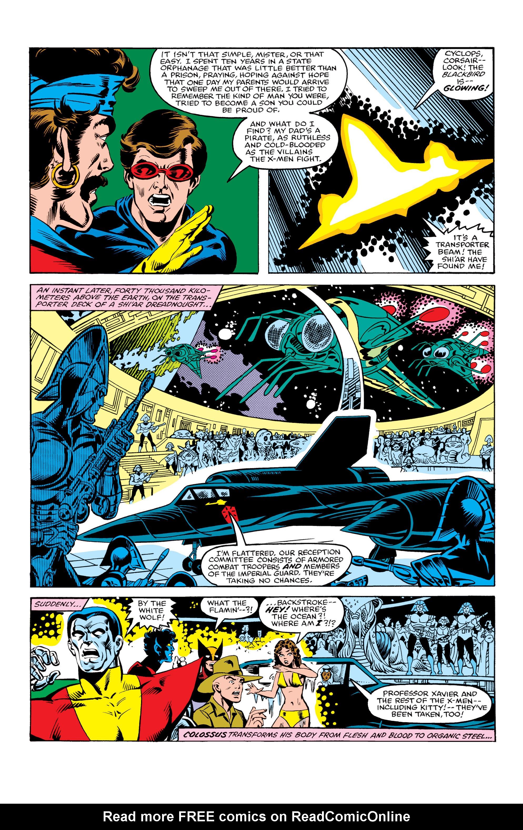 Read online Uncanny X-Men (1963) comic -  Issue #155 - 4