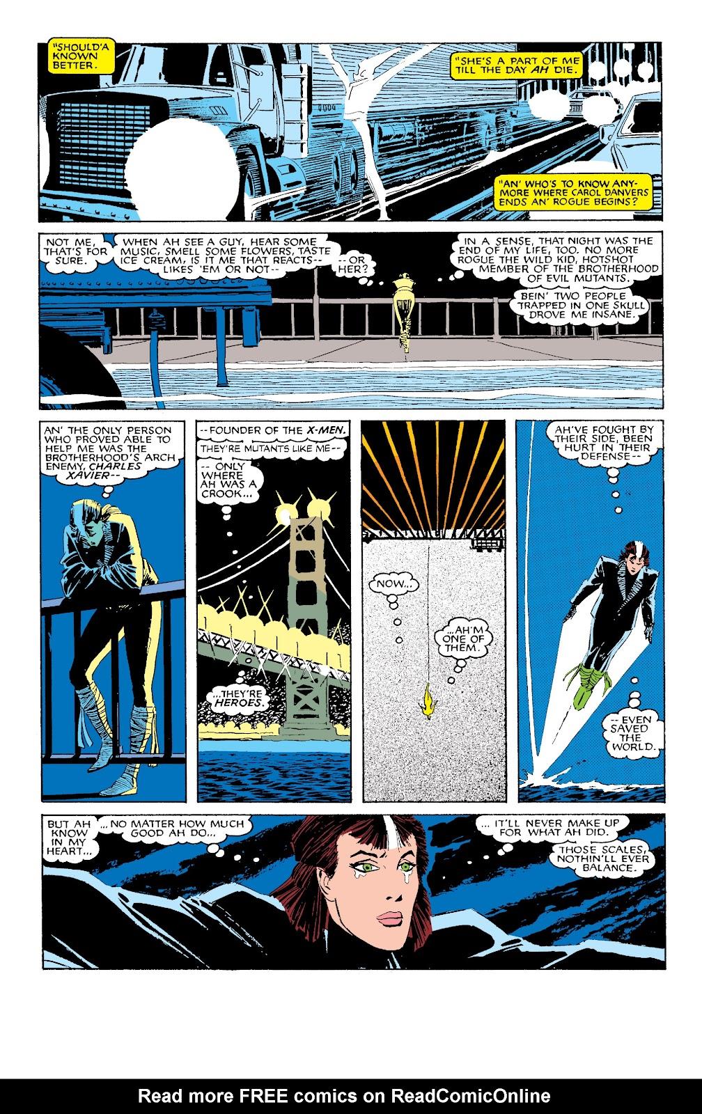 Uncanny X-Men (1963) issue 203 - Page 5