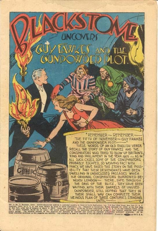 Super-Magician Comics issue 31 - Page 3
