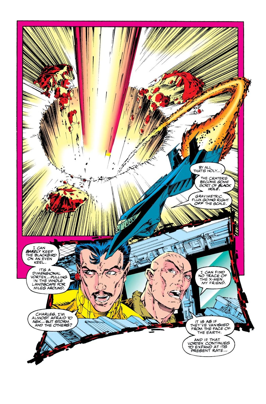 Uncanny X-Men (1963) issue 284 - Page 18