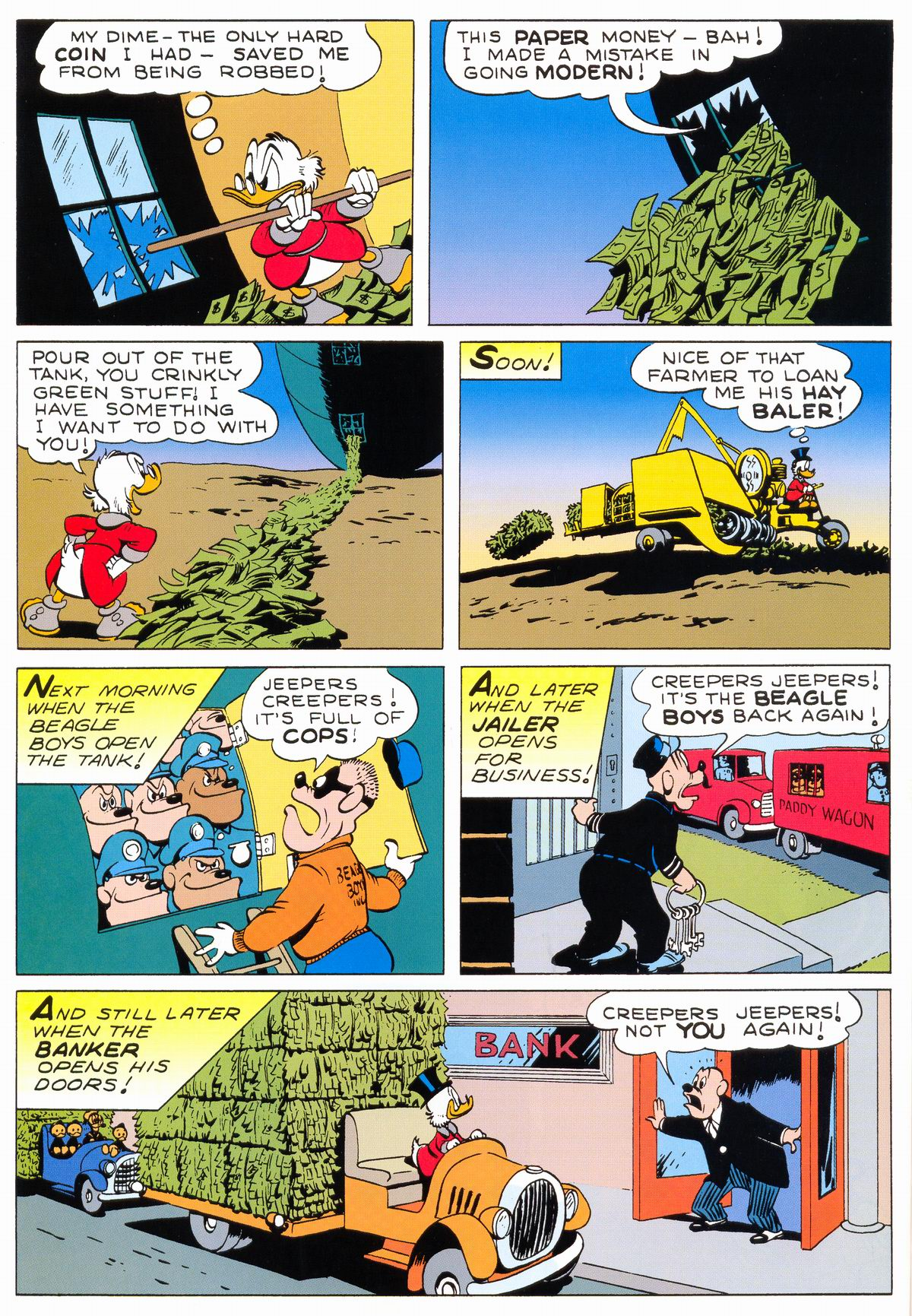 Read online Uncle Scrooge (1953) comic -  Issue #324 - 34
