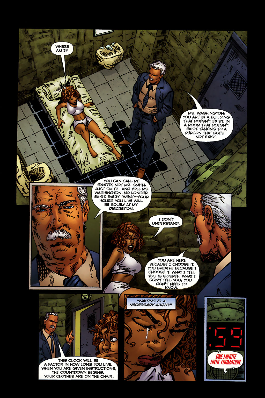 Read online Ant comic -  Issue #10 - 22