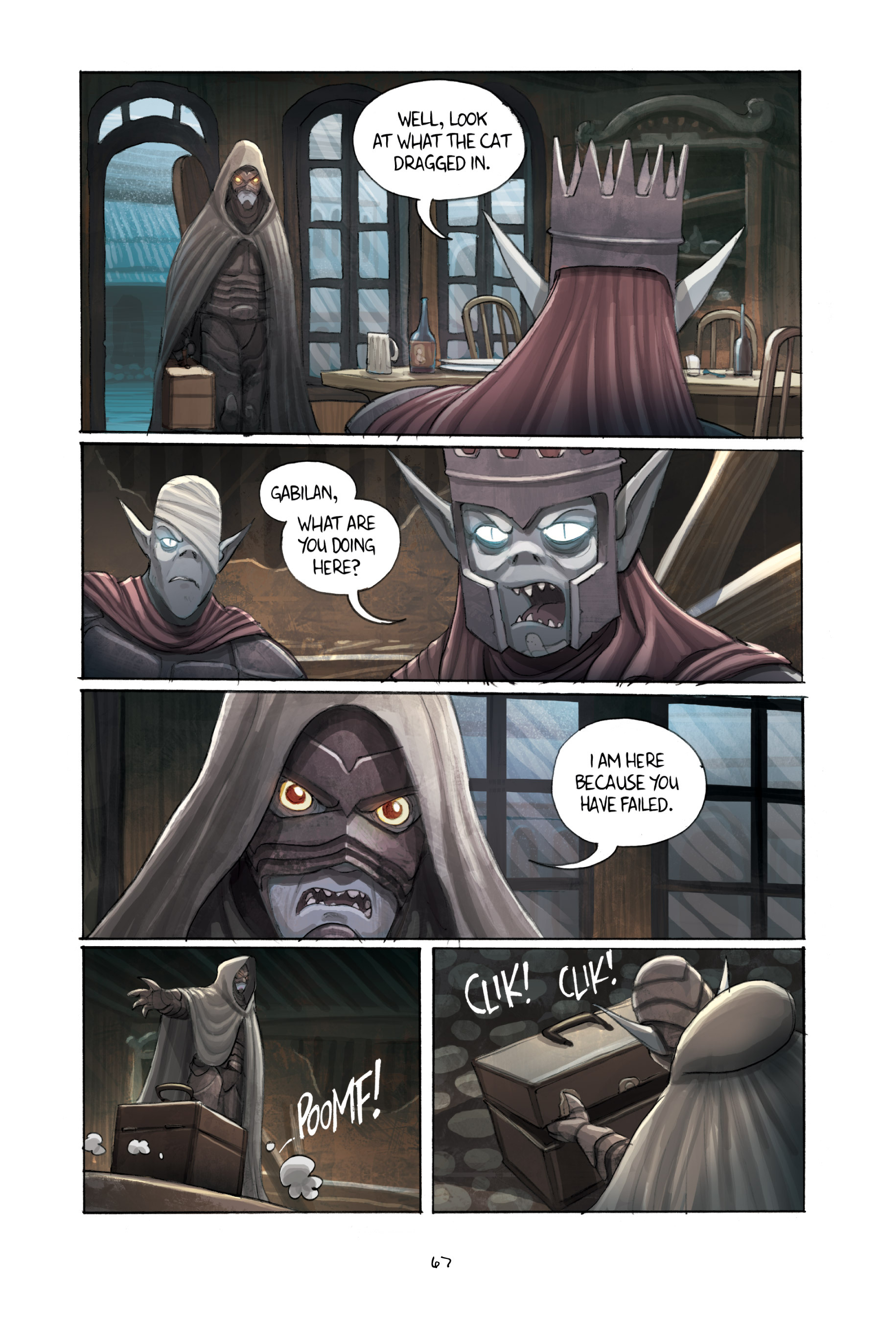 Read online Amulet comic -  Issue #3 - 65