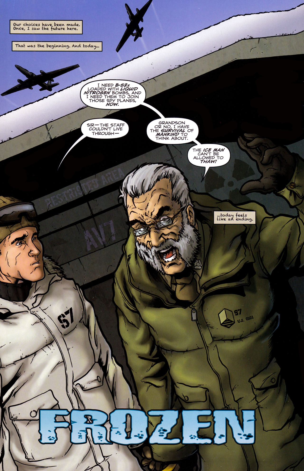 Read online Transformers: Sector 7 comic -  Issue #5 - 4