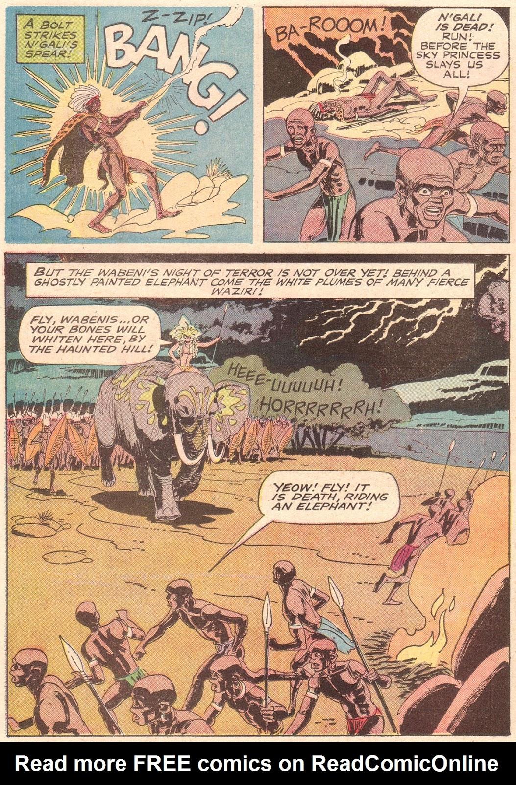 Korak, Son of Tarzan (1964) issue 38 - Page 21