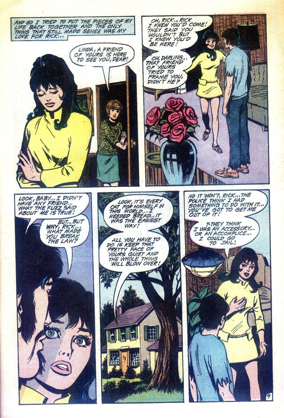 Read online Secret Hearts comic -  Issue #148 - 13