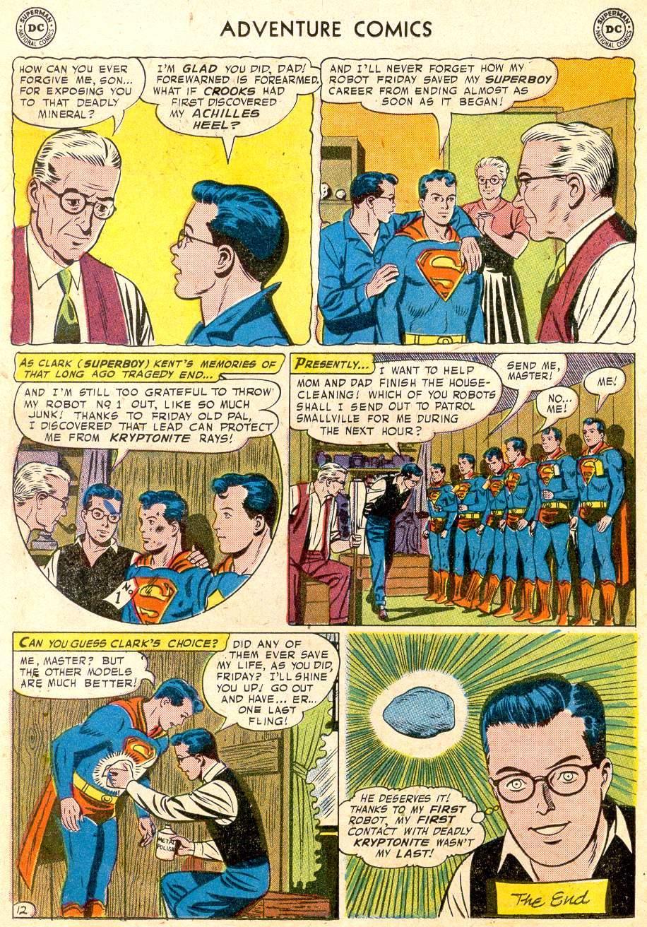 Read online Adventure Comics (1938) comic -  Issue #251 - 14