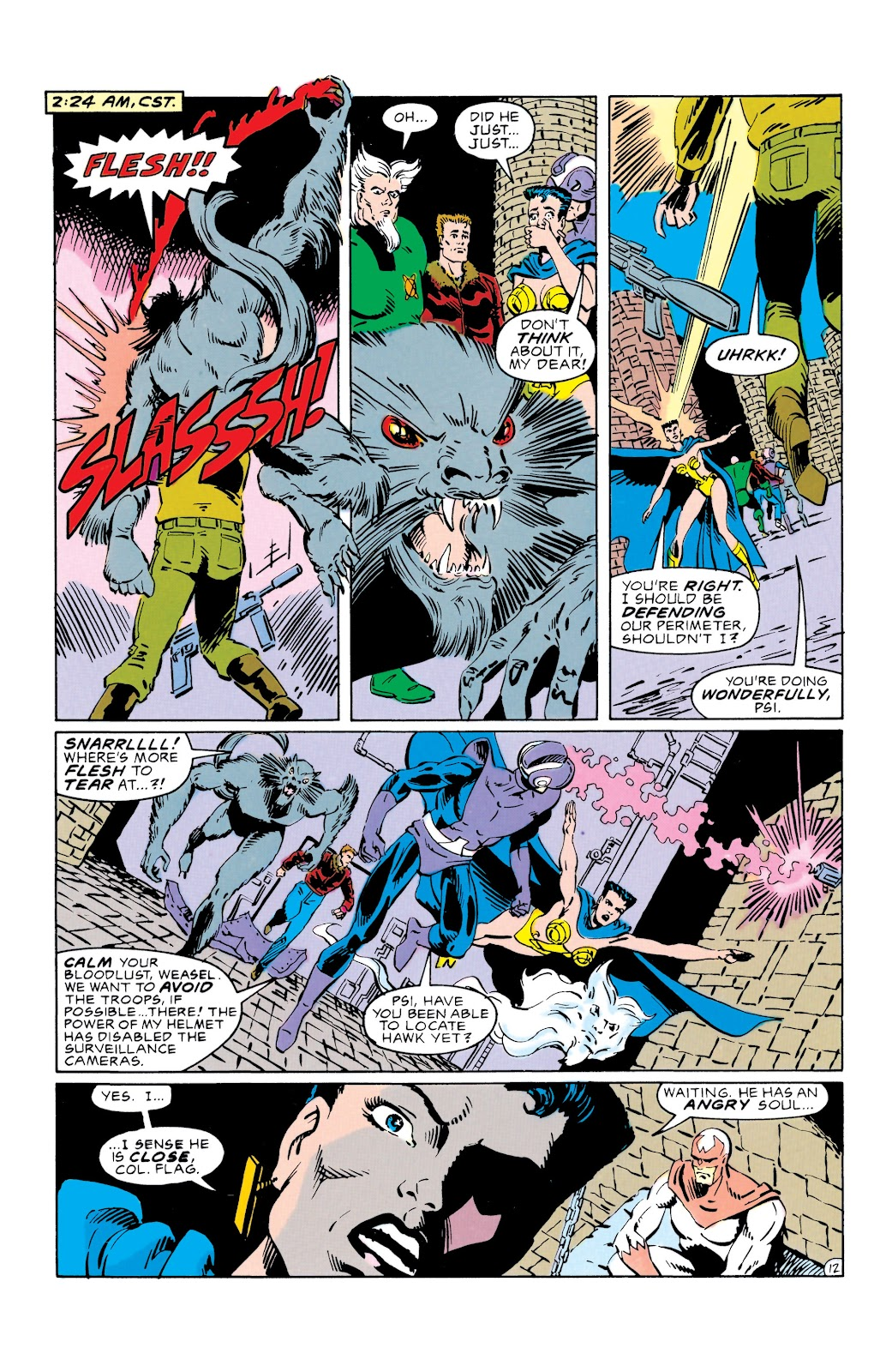 Doom Patrol and Suicide Squad Special issue Special 1 - Page 13