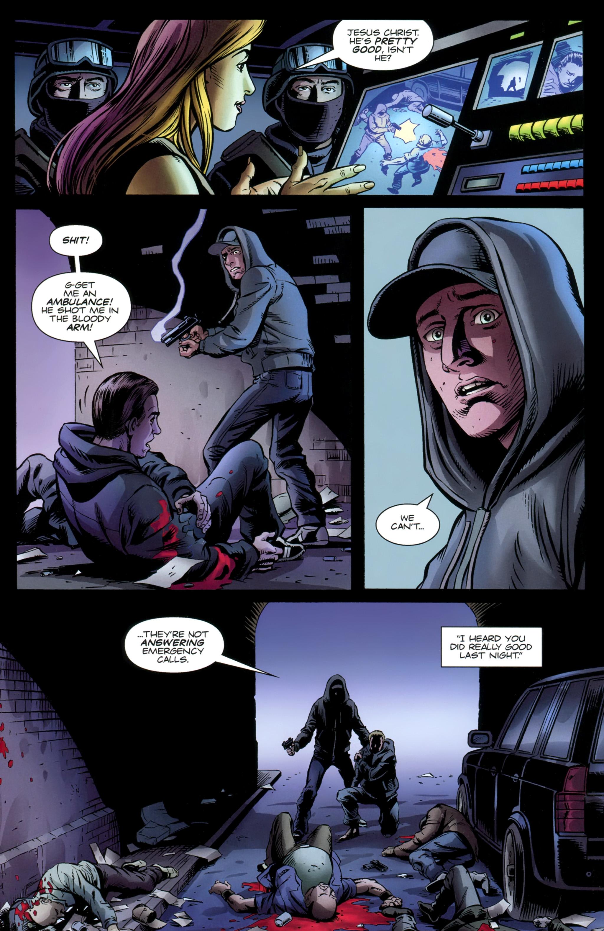 Read online Secret Service comic -  Issue #3 - 17