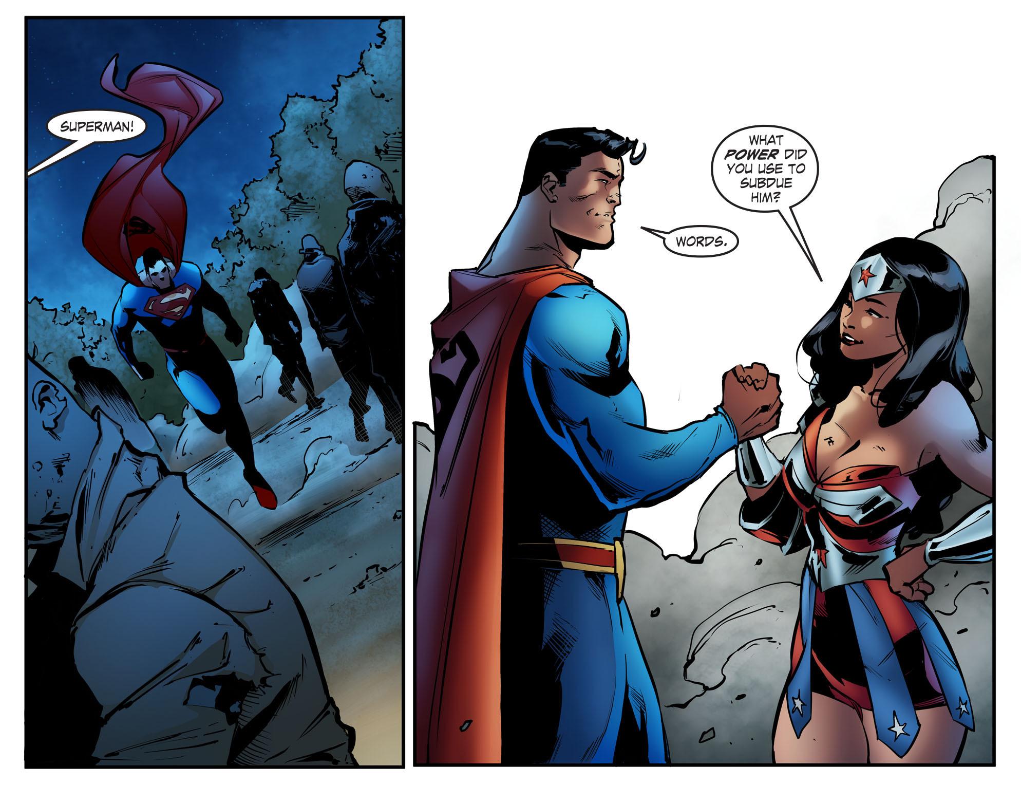 Read online Smallville: Season 11 comic -  Issue #68 - 21