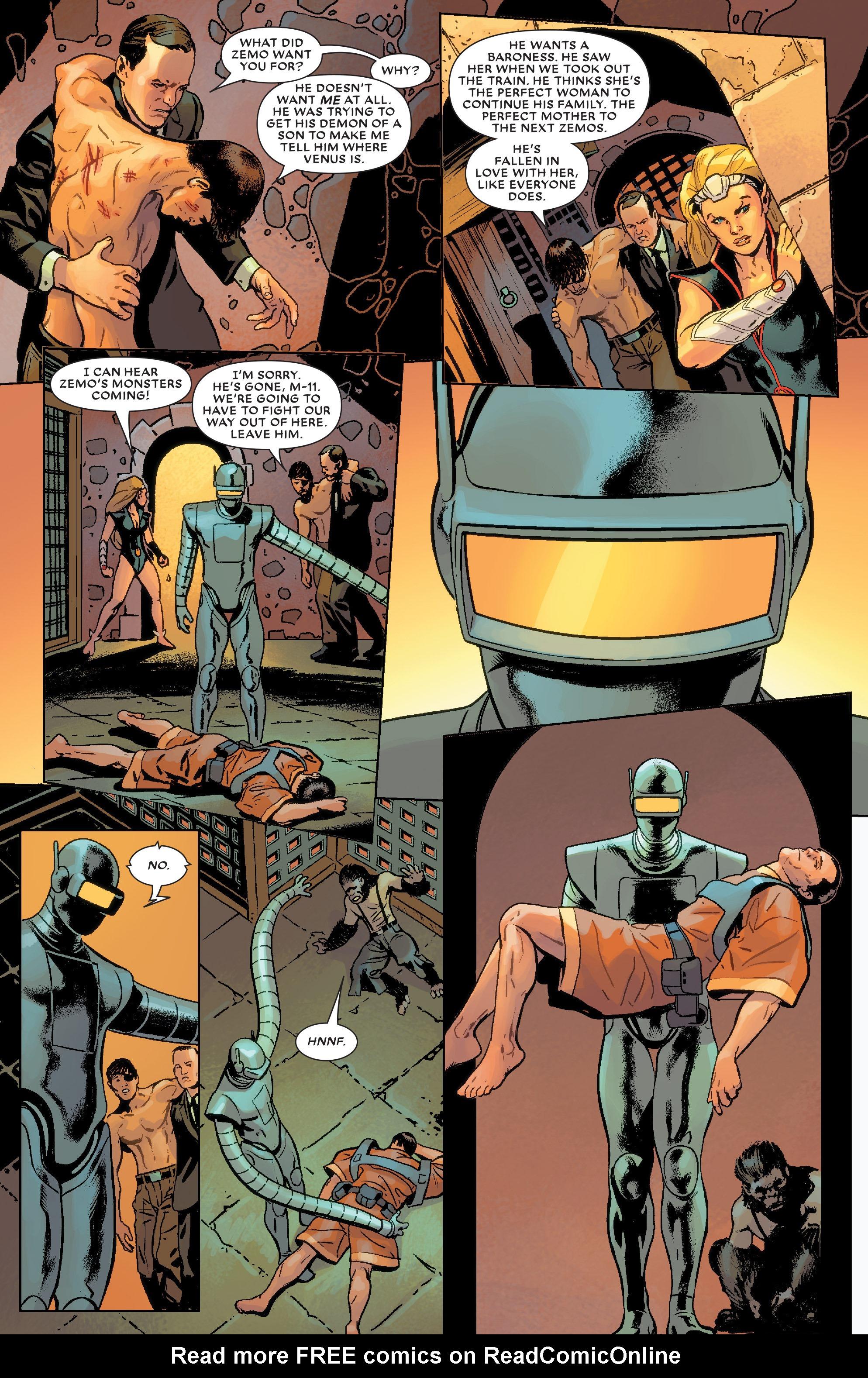 Read online Secret Wars Journal/Battleworld comic -  Issue # TPB - 112