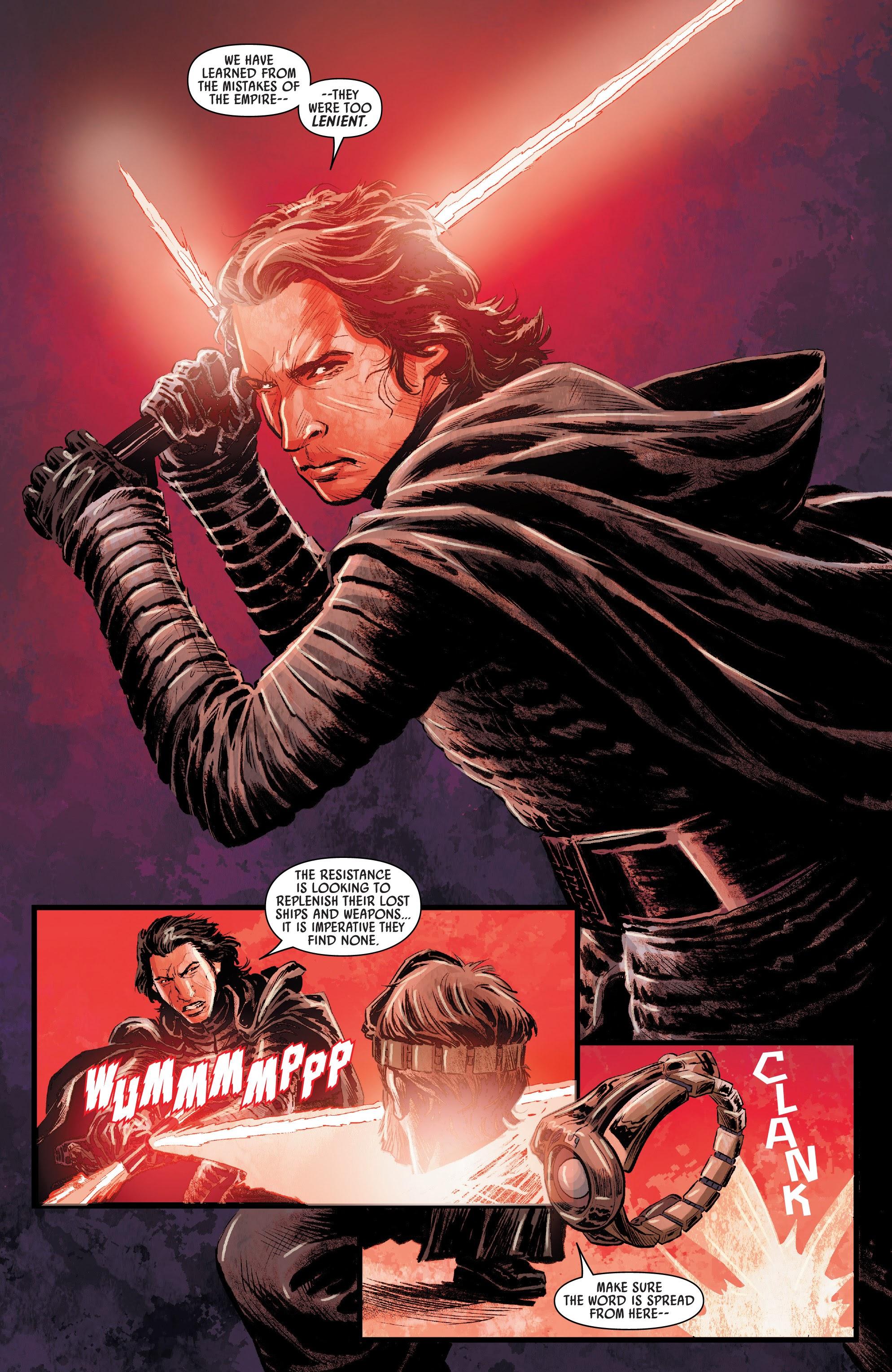 【星戰宇宙相關】第九部曲前傳漫畫揭開反抗勢力如何重建並對應第一軍團的暴虐!