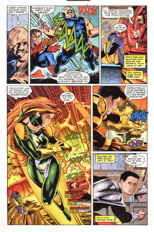 Read online Alpha Flight (1997) comic -  Issue #5 - 18