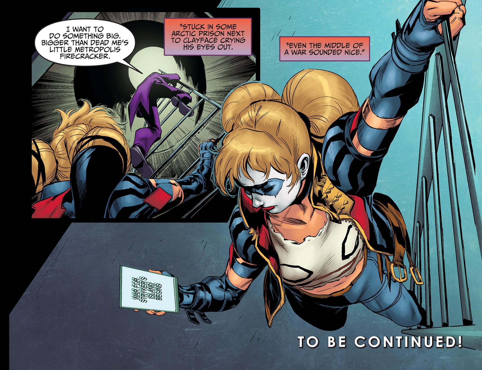 Read online Injustice: Ground Zero comic -  Issue #14 - 23