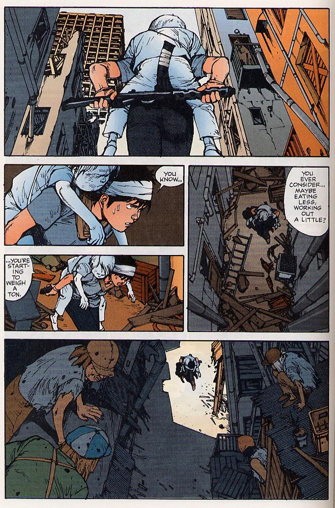 Read online Akira comic -  Issue #19 - 57
