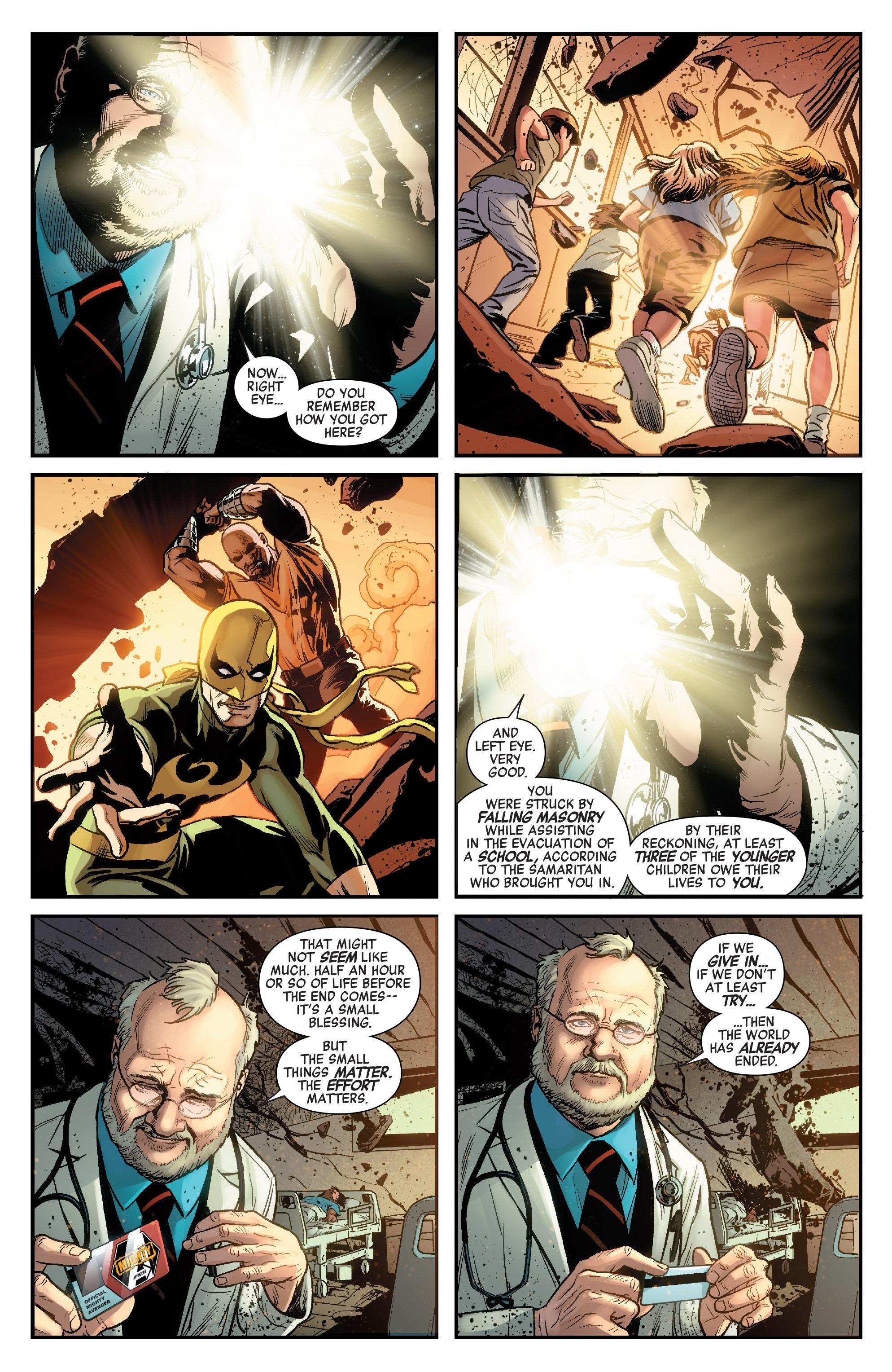 Read online Secret Wars: Last Days of the Marvel Universe comic -  Issue # TPB (Part 1) - 45