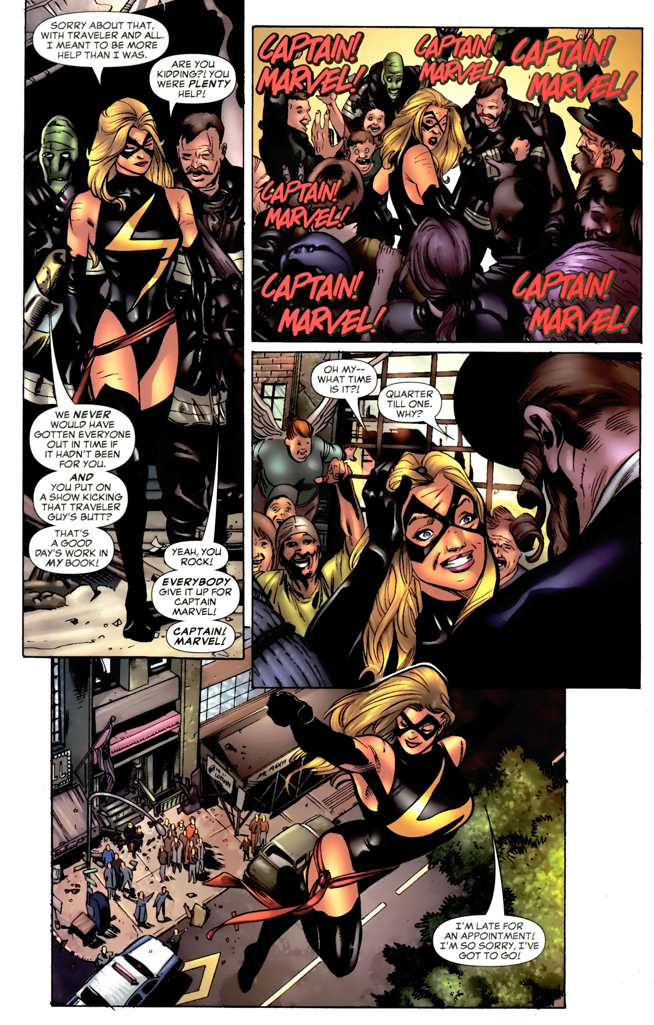 Read online Giant-Size Ms. Marvel comic -  Issue # Full - 11
