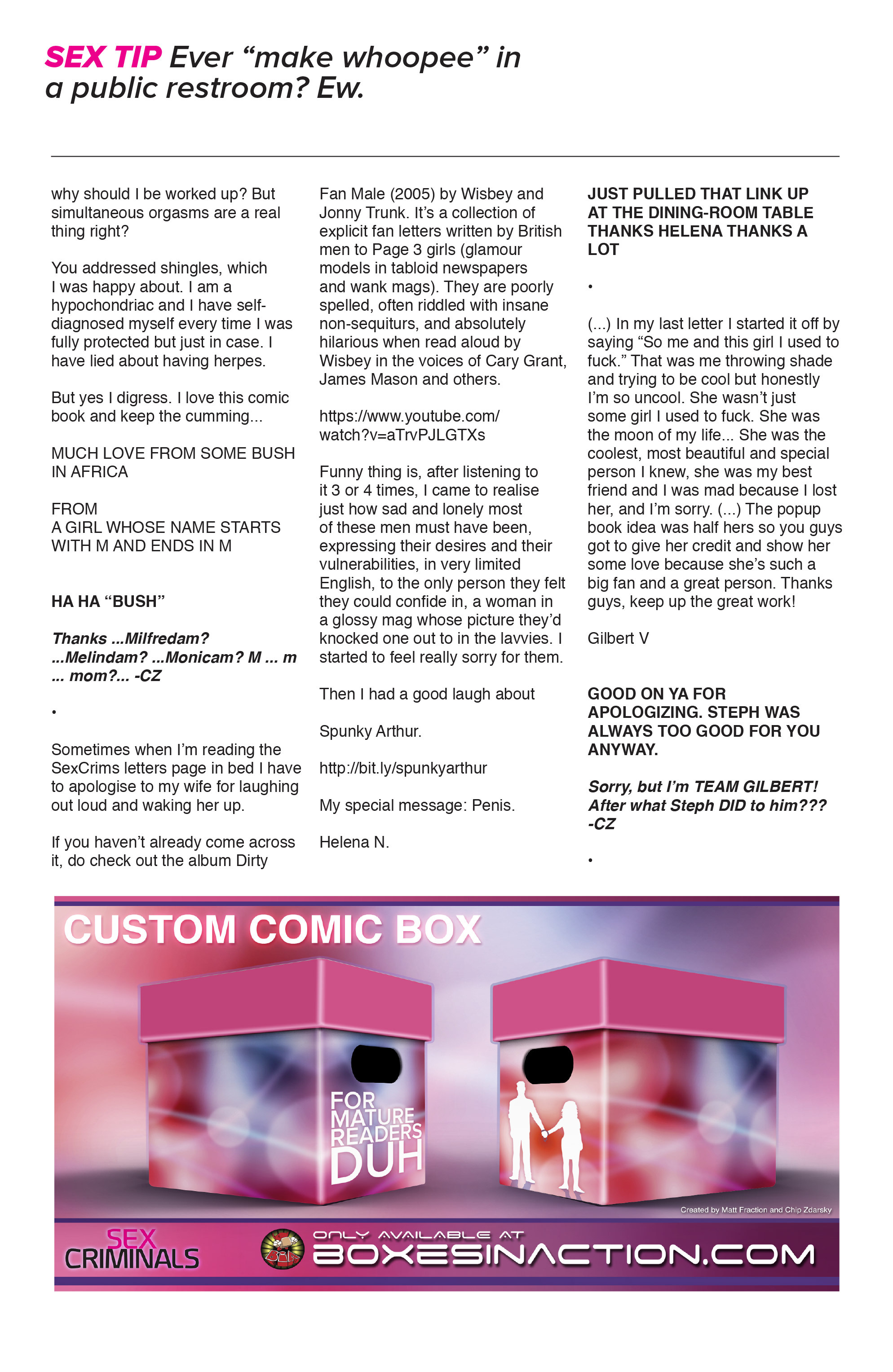 Read online Sex Criminals comic -  Issue #16 - 38