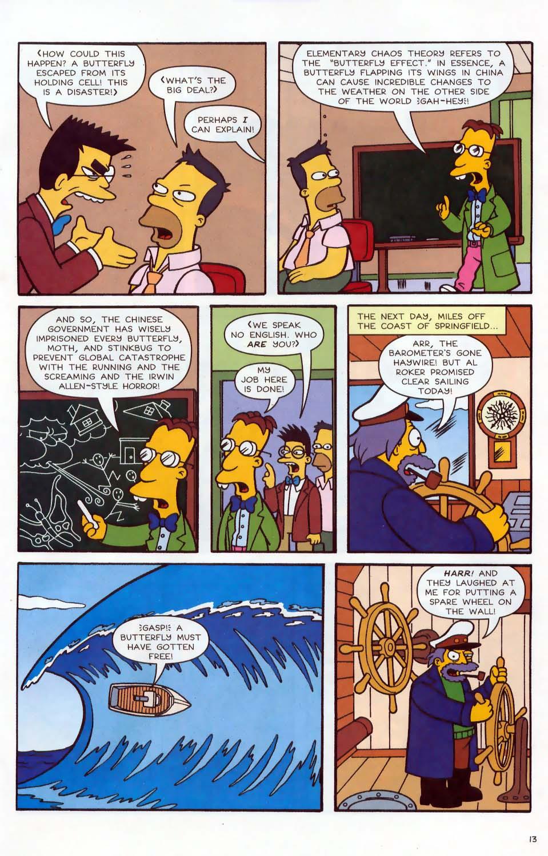 Read online Simpsons Comics comic -  Issue #86 - 14