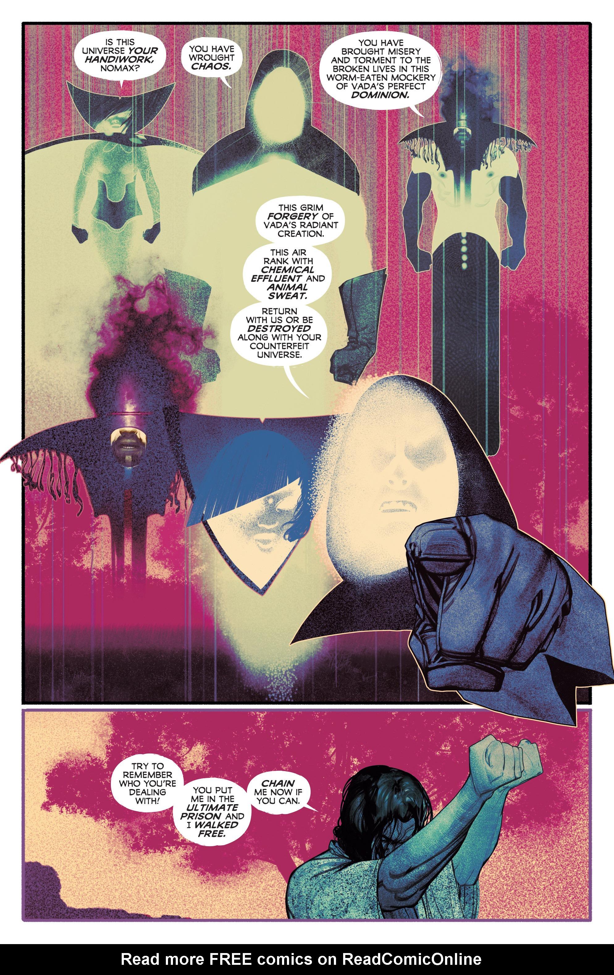 Read online Annihilator comic -  Issue #6 - 28
