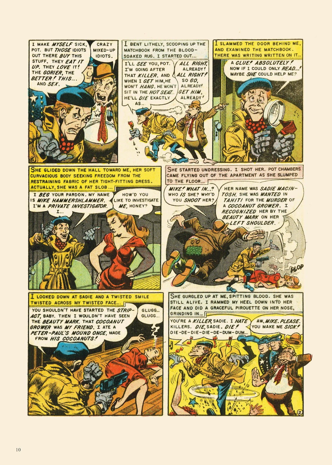 Read online Sincerest Form of Parody: The Best 1950s MAD-Inspired Satirical Comics comic -  Issue # TPB (Part 1) - 11