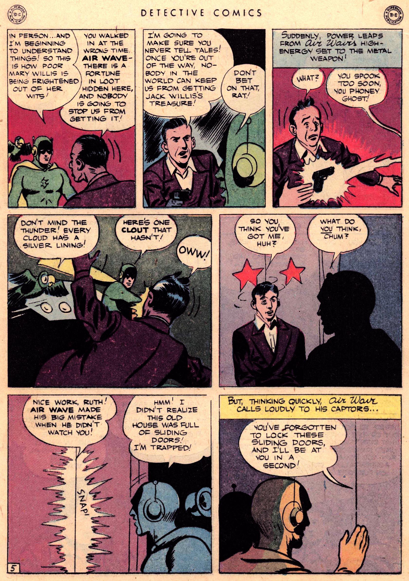 Read online Detective Comics (1937) comic -  Issue #95 - 35