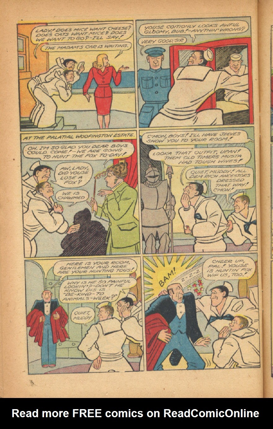 Read online Super-Magician Comics comic -  Issue #47 - 38