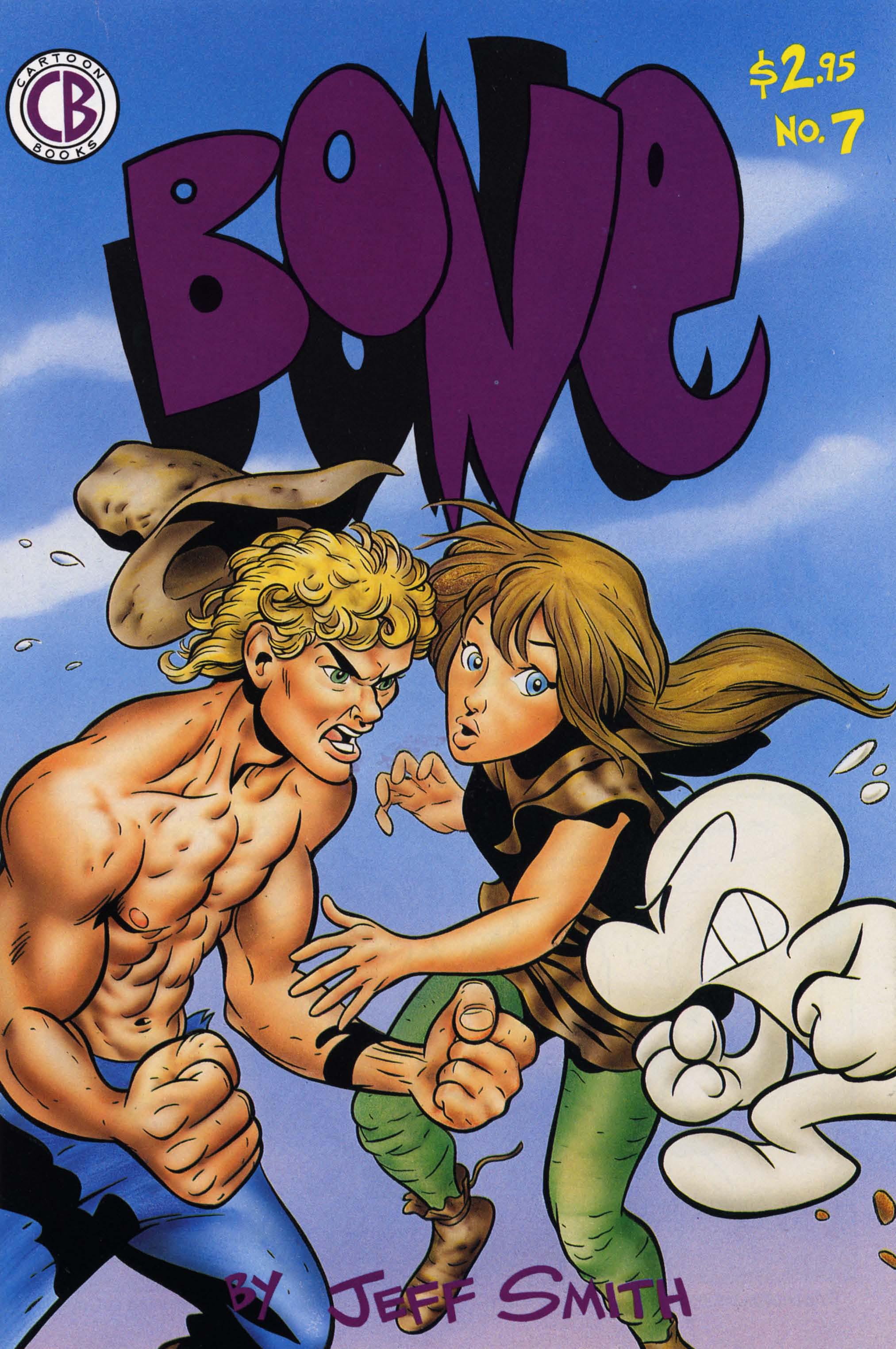 Bone 1991 Issue 7