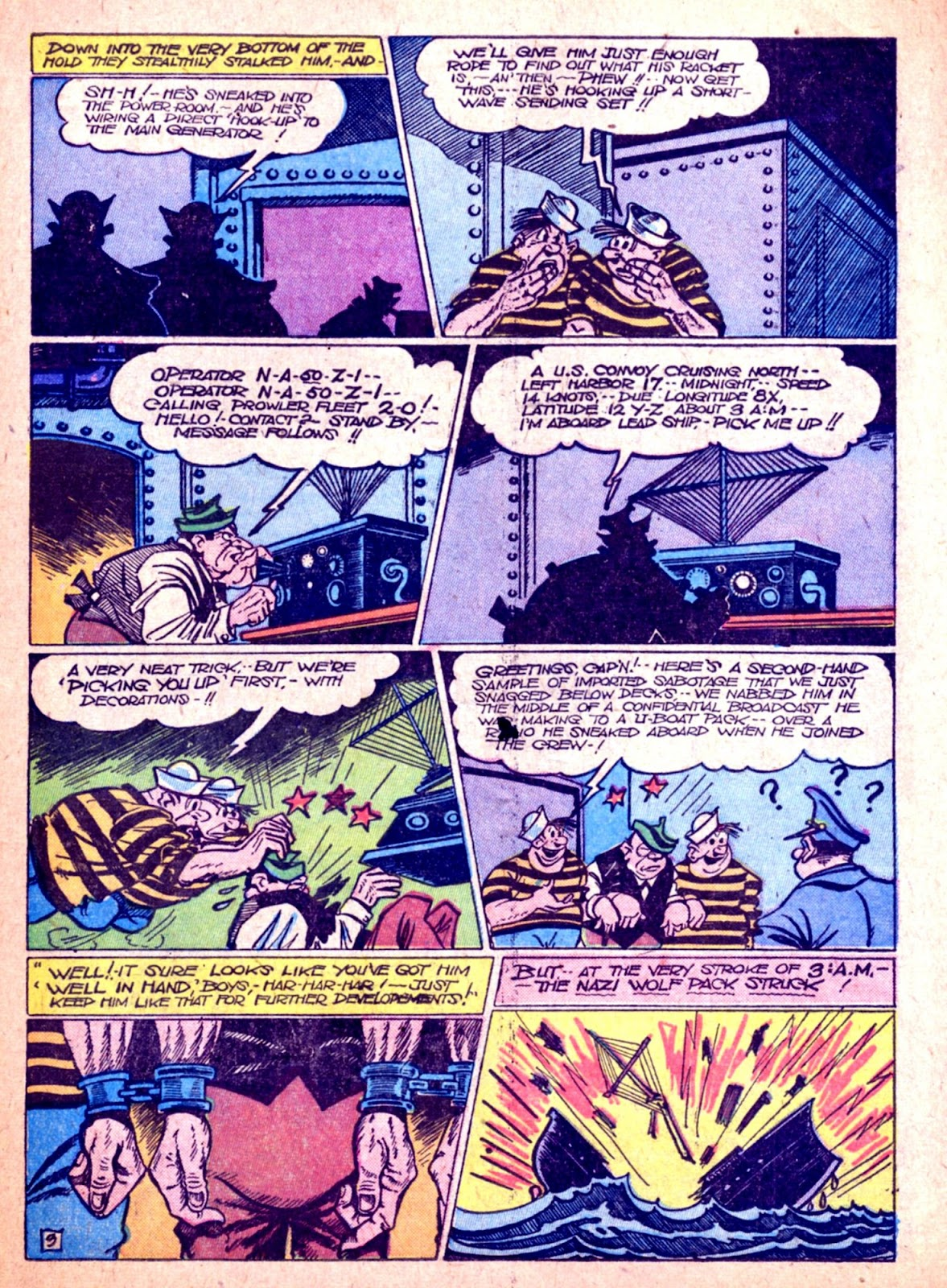The Blue Beetle issue 31 - Page 35