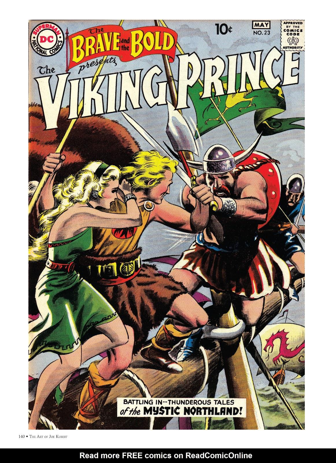 Read online The Art of Joe Kubert comic -  Issue # TPB (Part 2) - 40