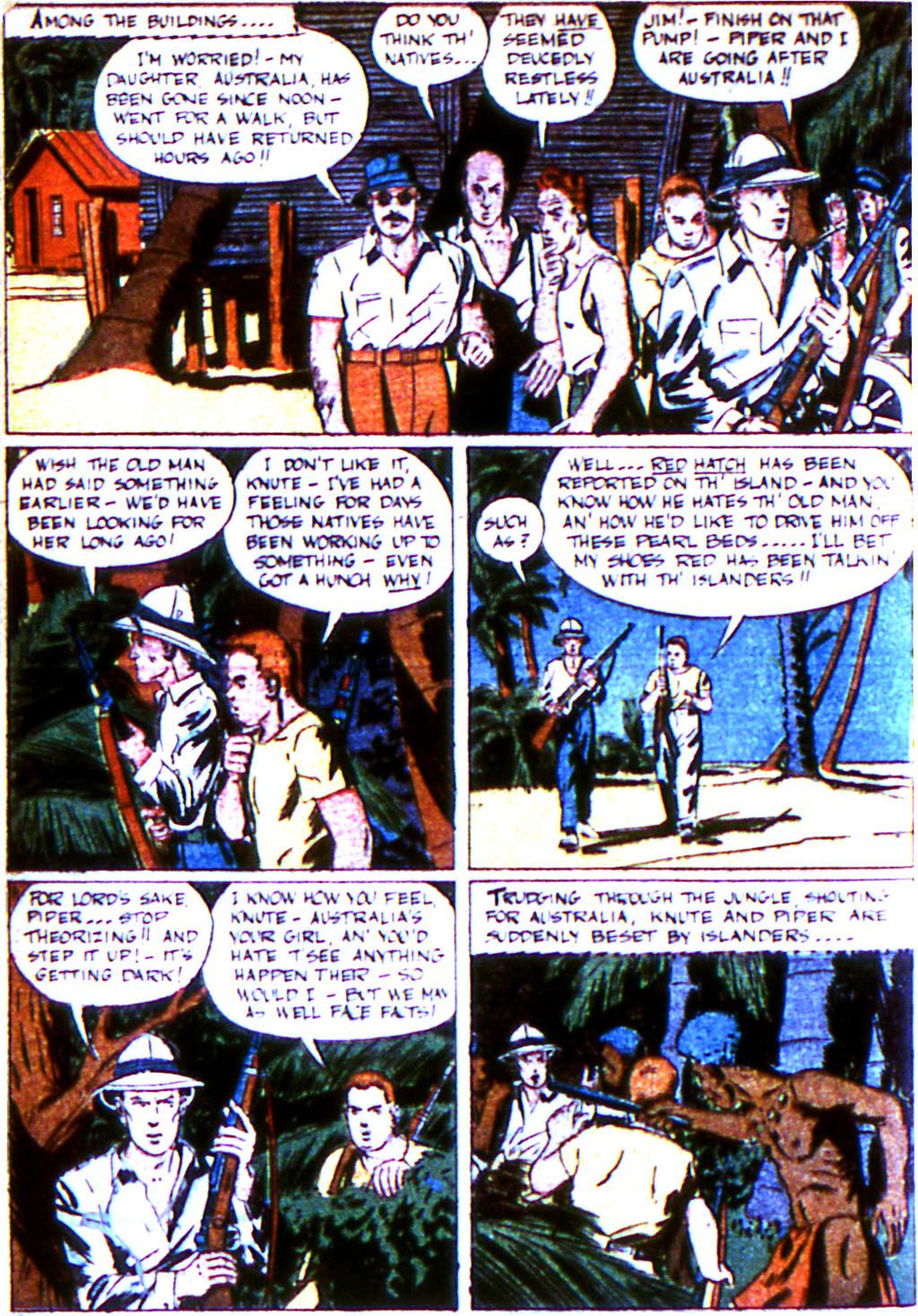 Read online Adventure Comics (1938) comic -  Issue #43 - 4