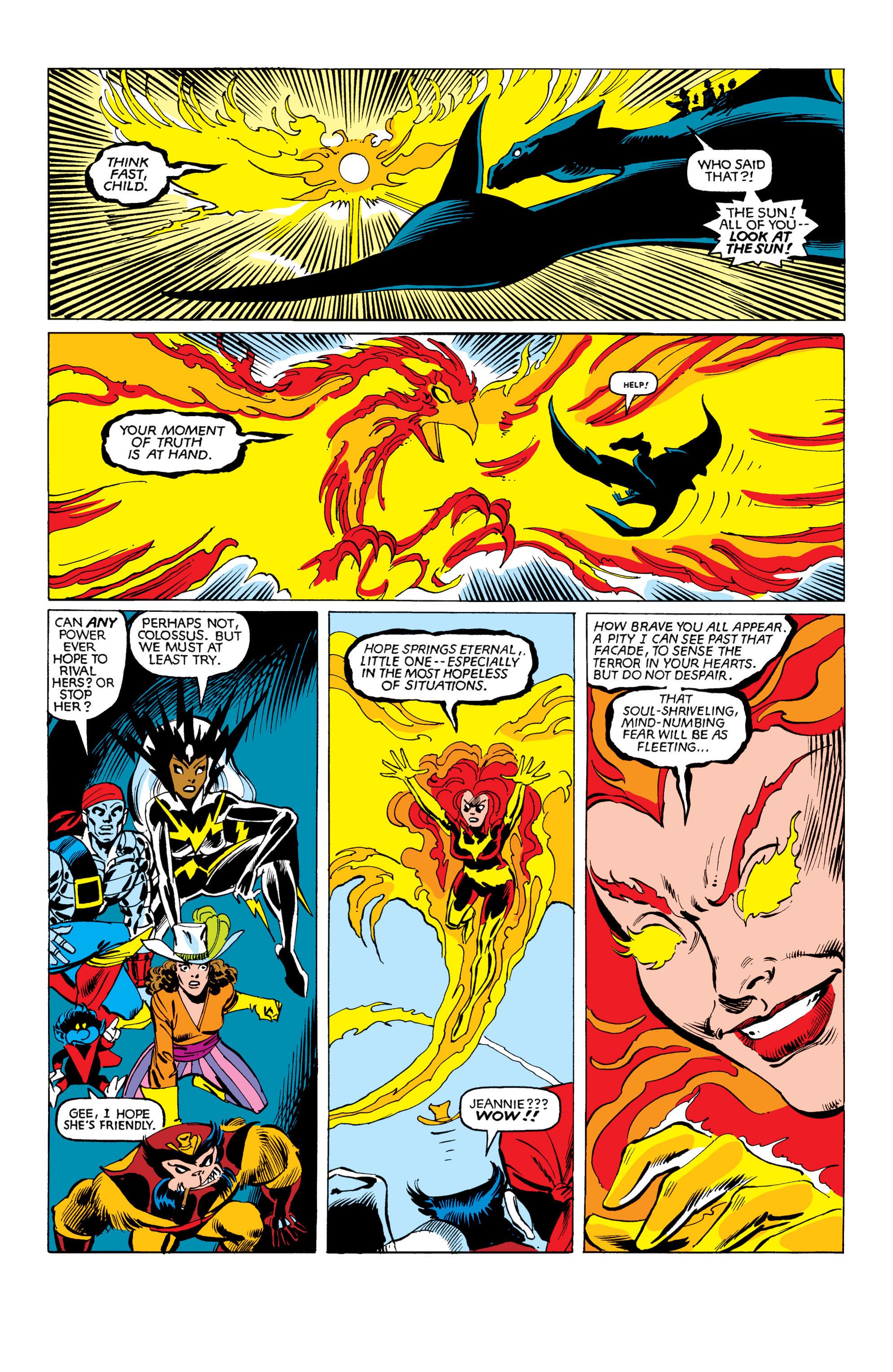 Read online Uncanny X-Men (1963) comic -  Issue #153 - 18