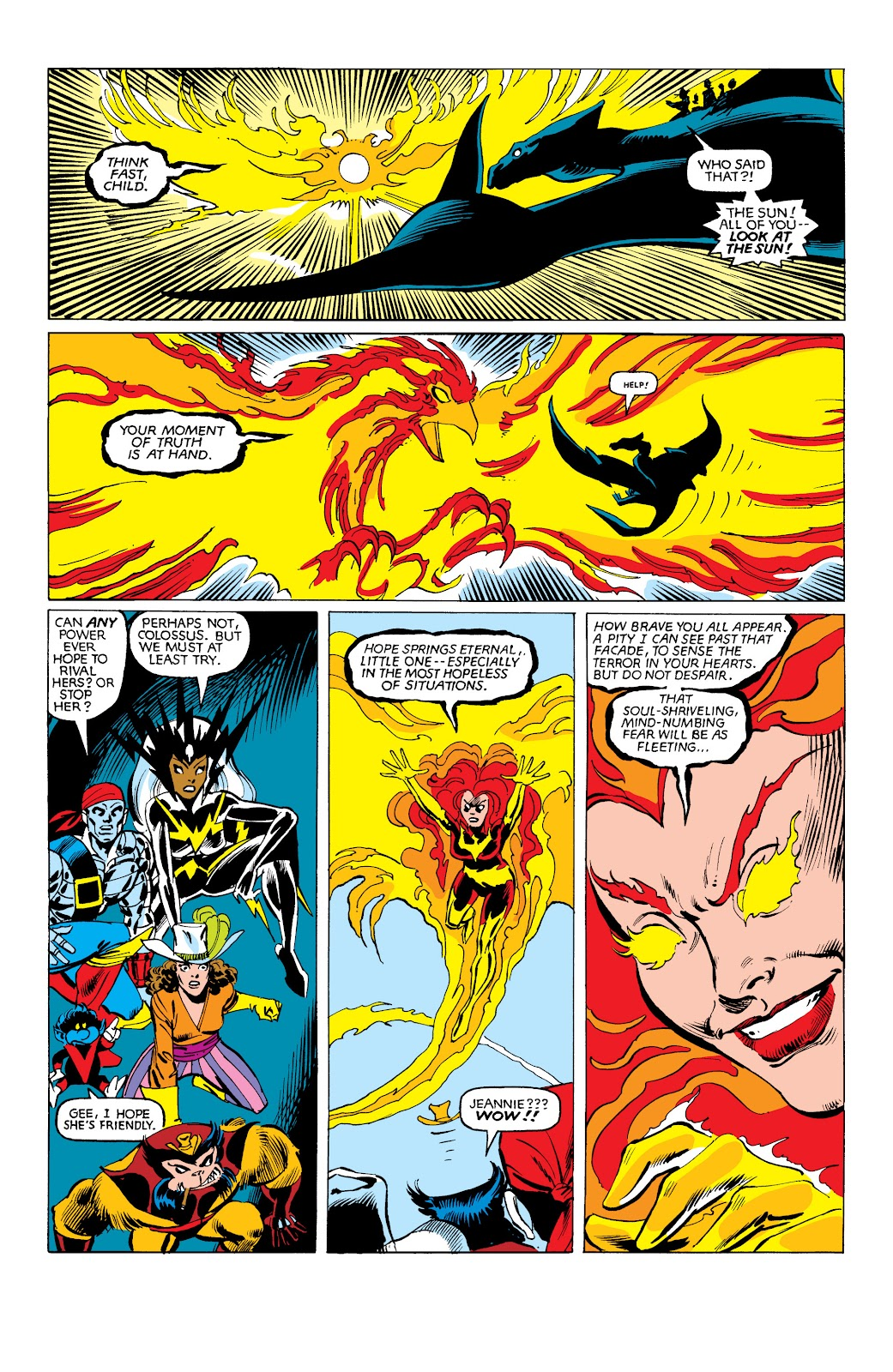 Uncanny X-Men (1963) issue 153 - Page 18