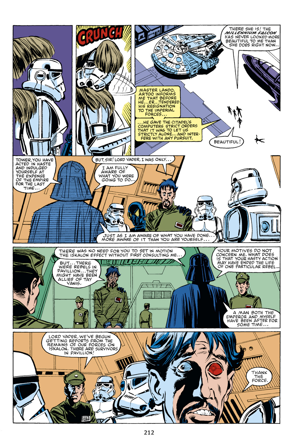 Read online Star Wars Omnibus comic -  Issue # Vol. 18 - 199
