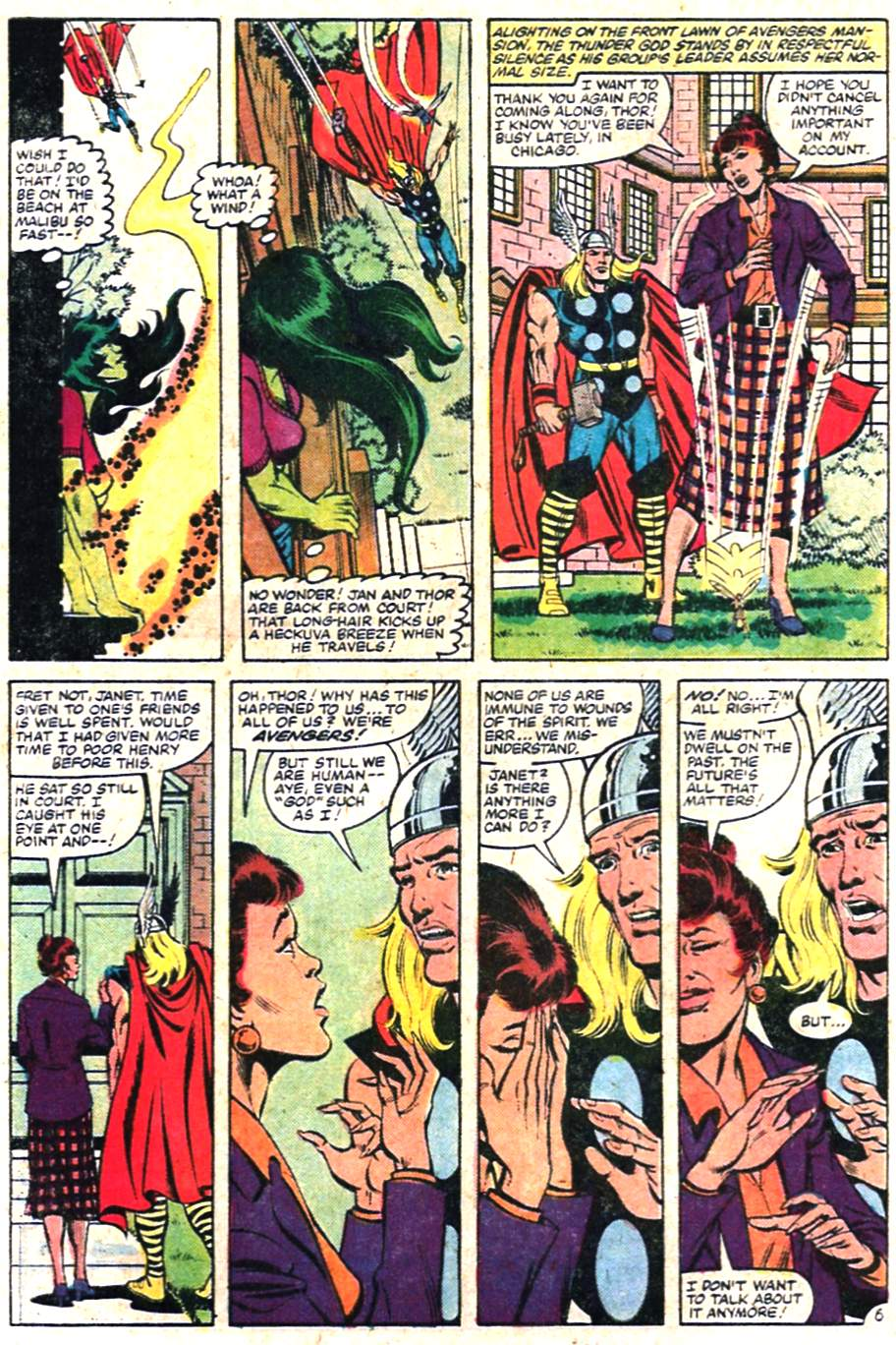 The Avengers (1963) 228 Page 6