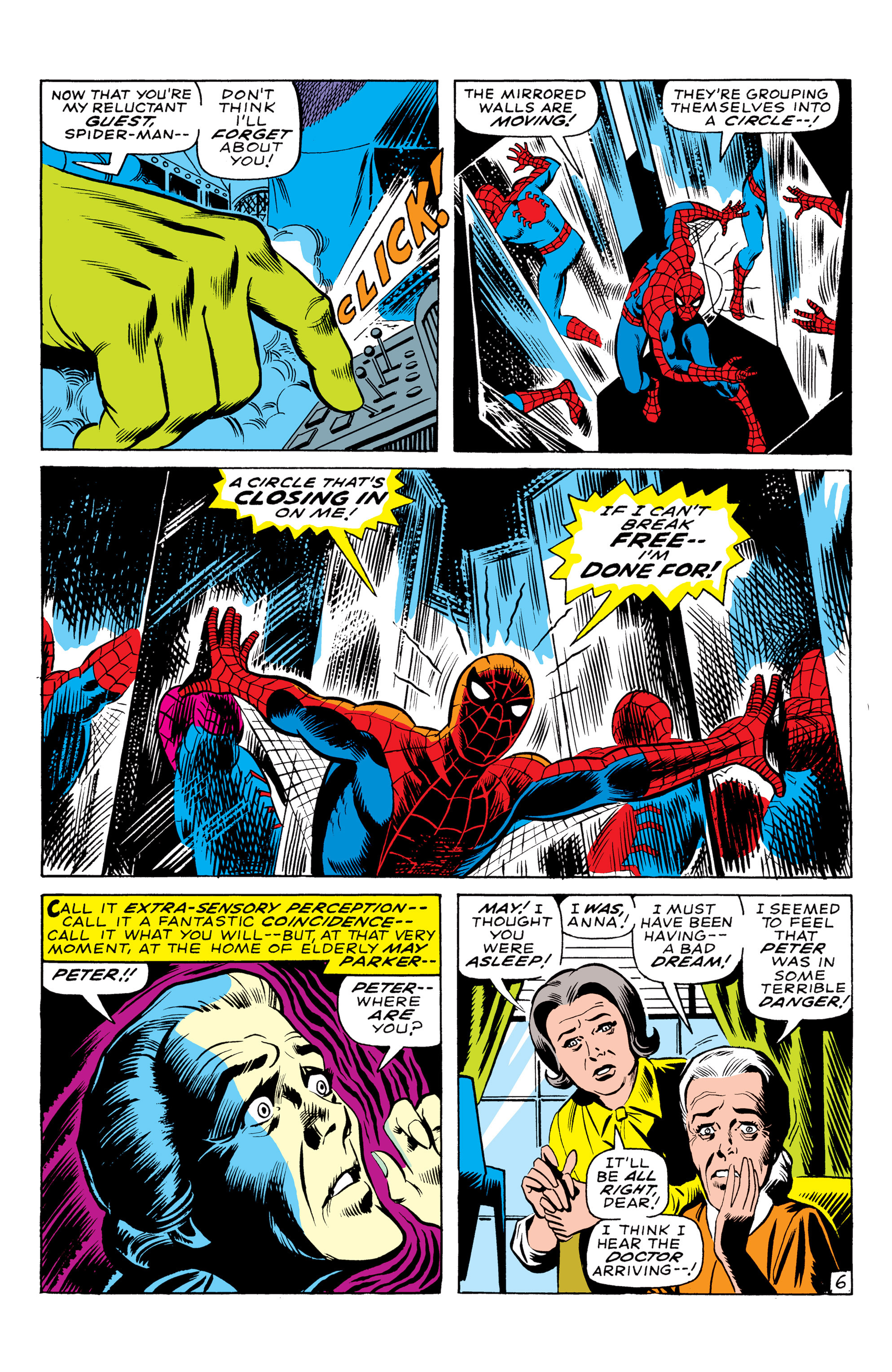 The Amazing Spider-Man (1963) 67 Page 6