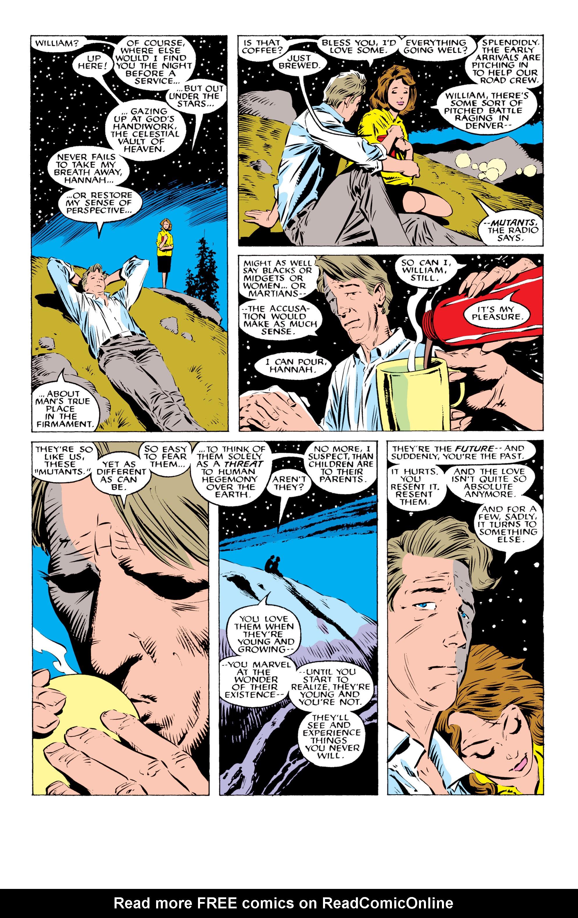 Read online Uncanny X-Men (1963) comic -  Issue #233 - 10