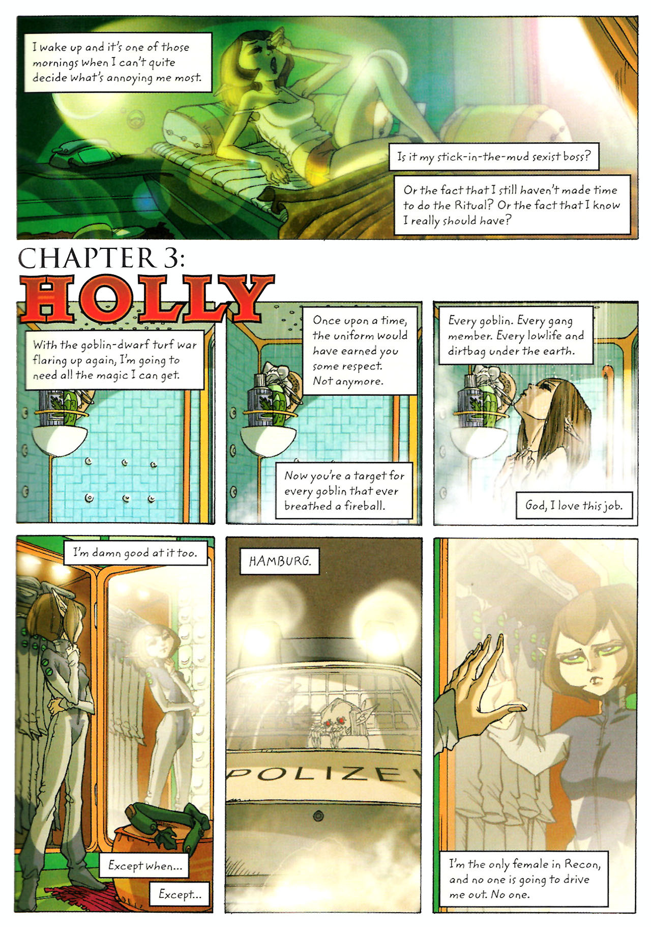 Read online Artemis Fowl: The Graphic Novel comic -  Issue #Artemis Fowl: The Graphic Novel Full - 20