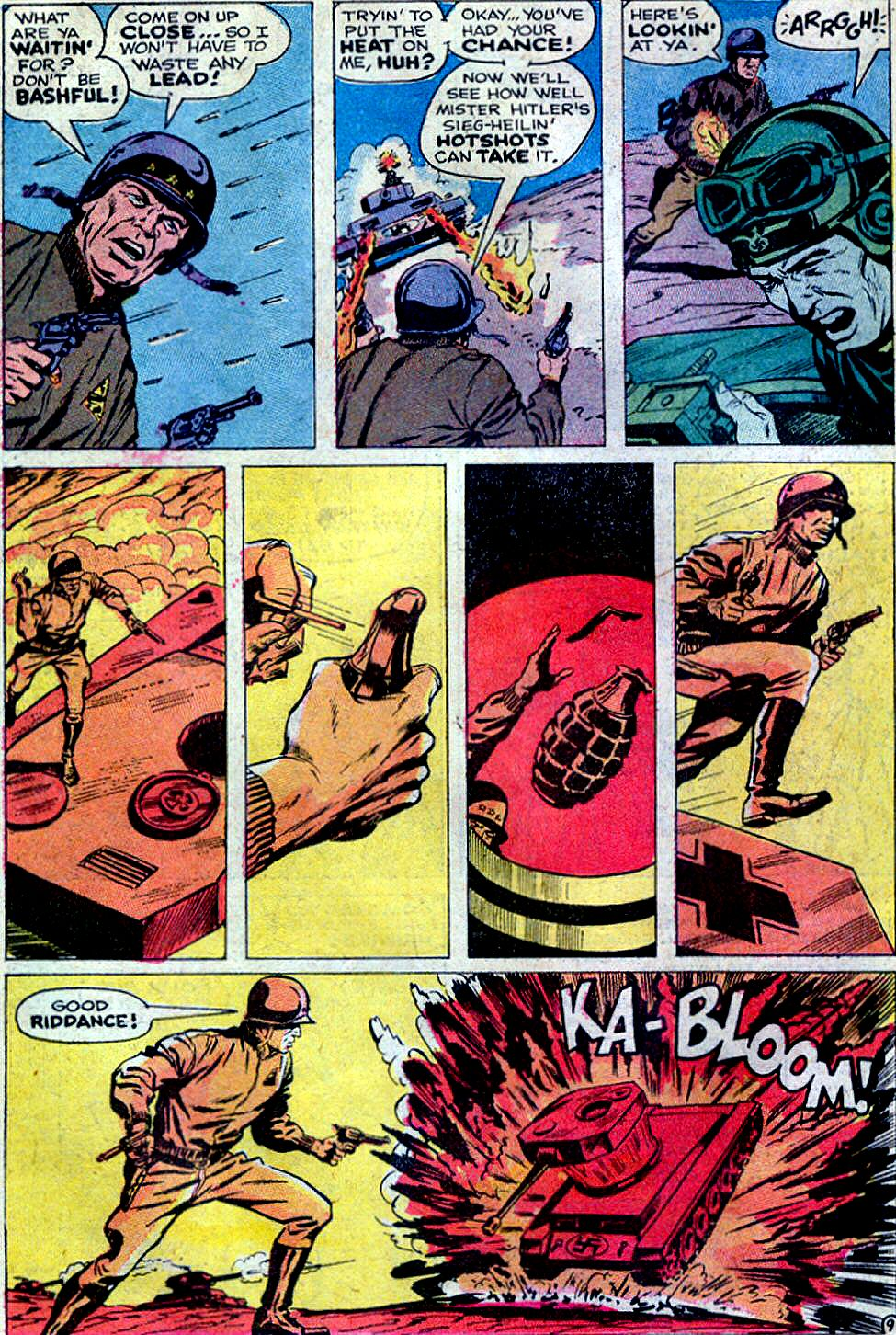 Read online Sgt. Fury comic -  Issue #88 - 14