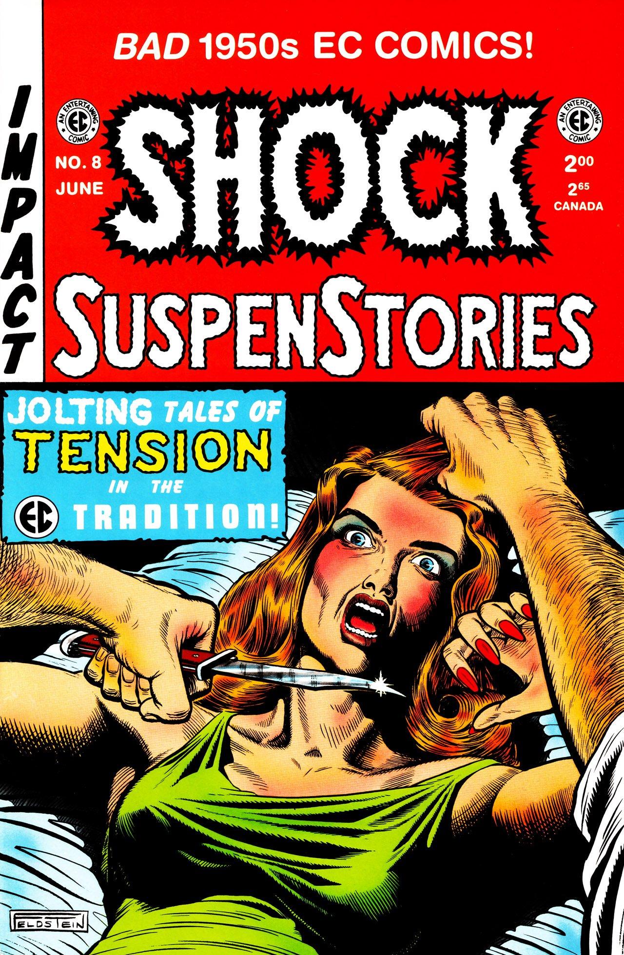 Read online Shock SuspenStories comic -  Issue #8 - 1