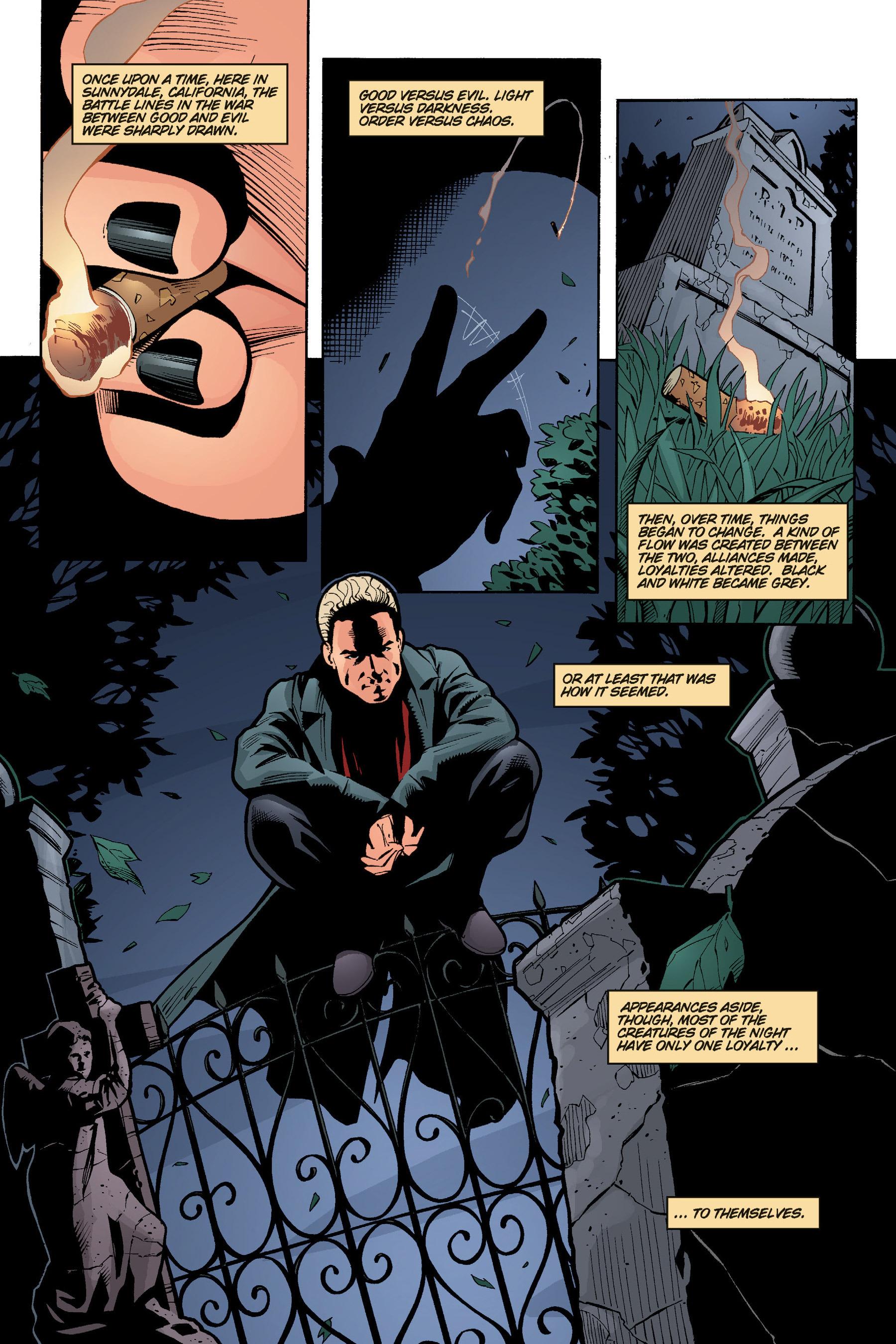Read online Buffy the Vampire Slayer: Omnibus comic -  Issue # TPB 5 - 141