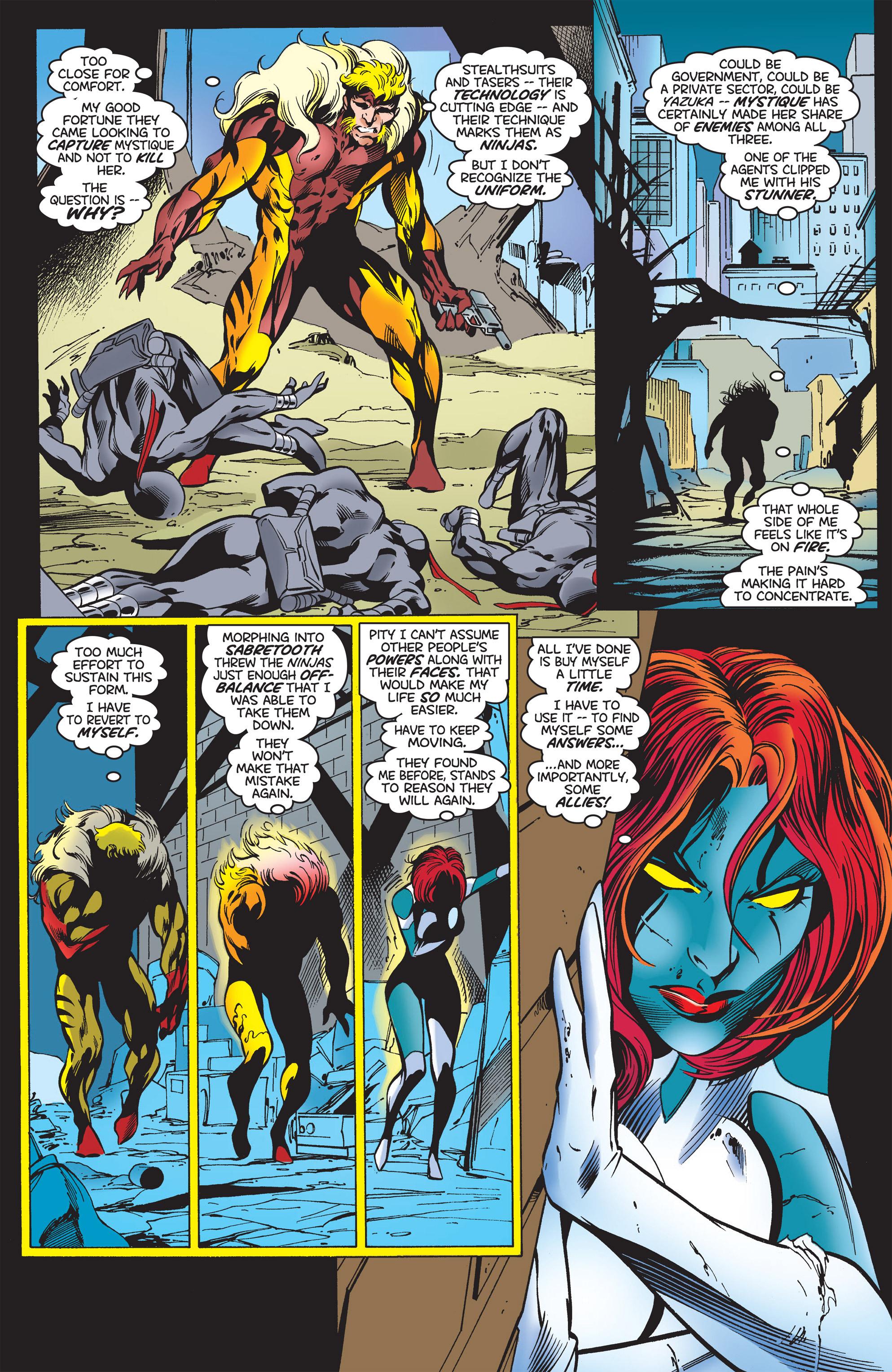 X-Men (1991) 93 Page 3