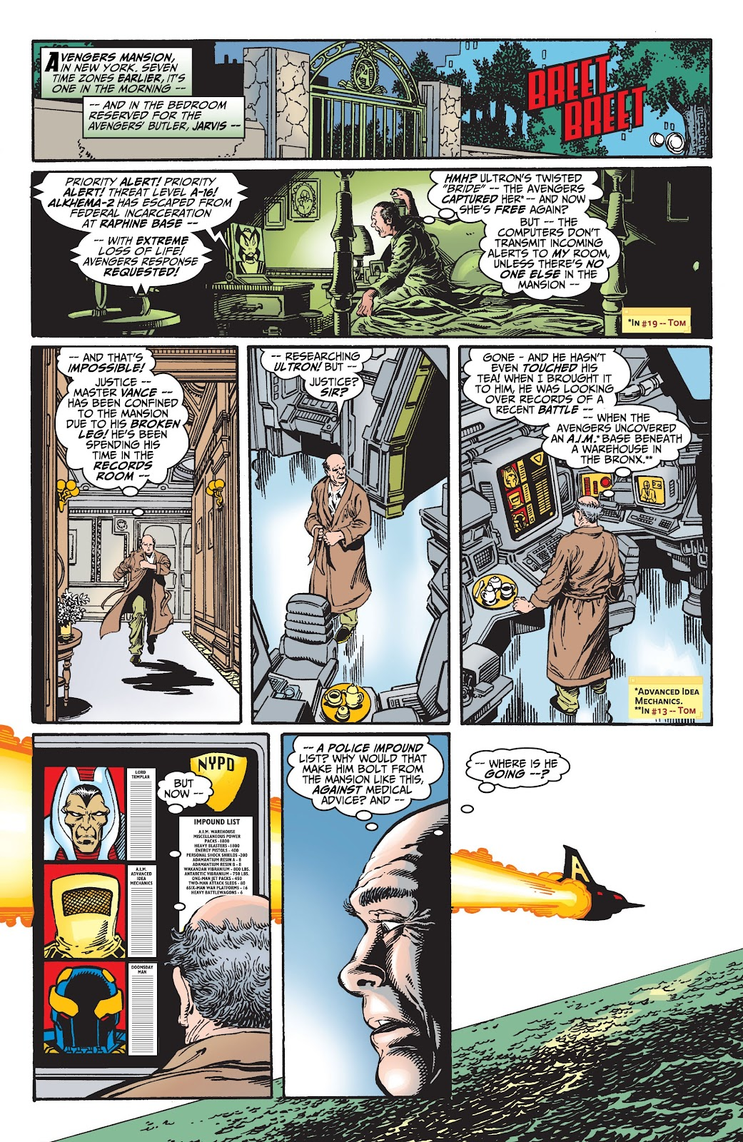 Avengers (1998) issue TPB 2 (Part 4) - Page 4