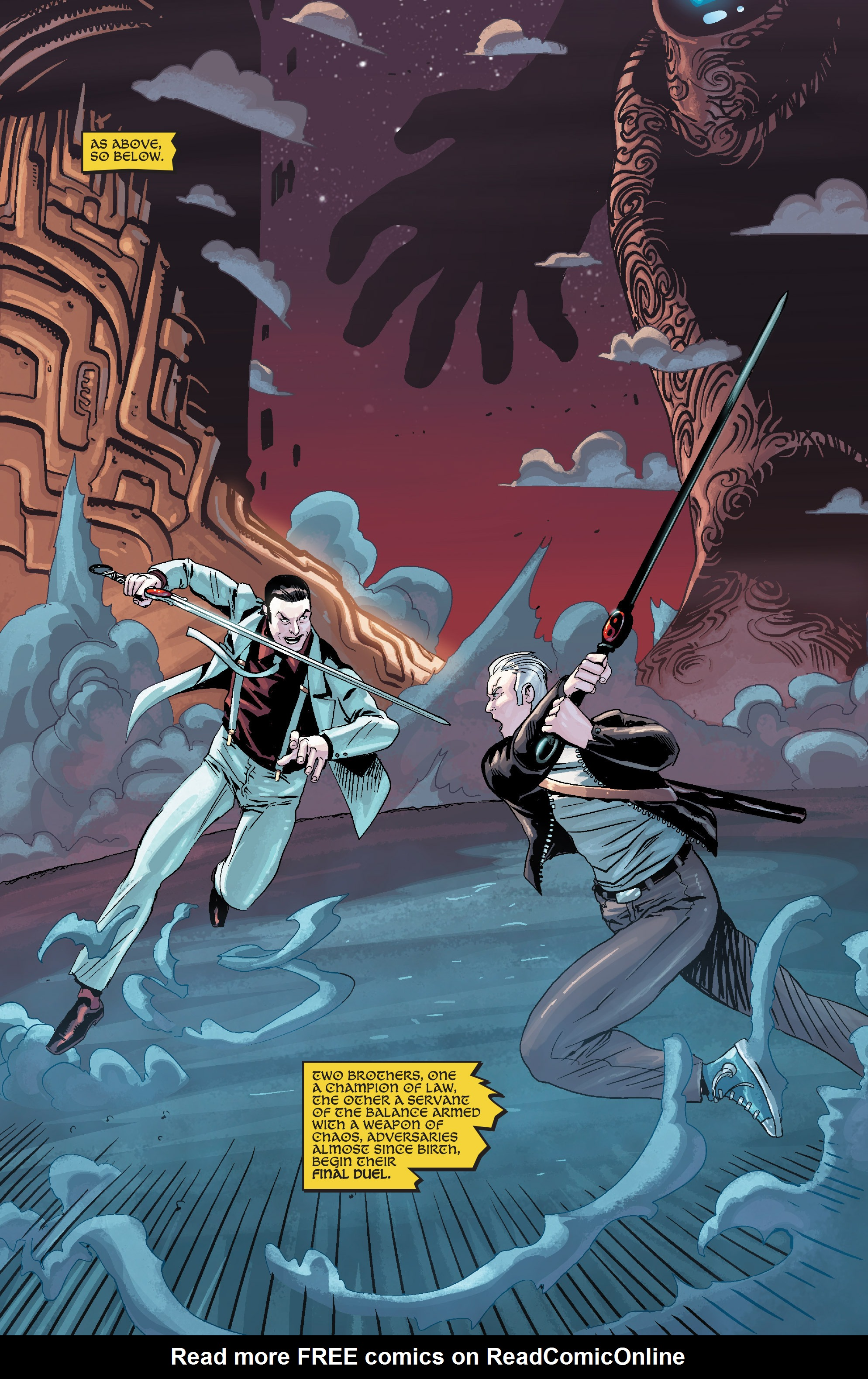 Read online Elric: The Balance Lost comic -  Issue # TPB 3 - 68