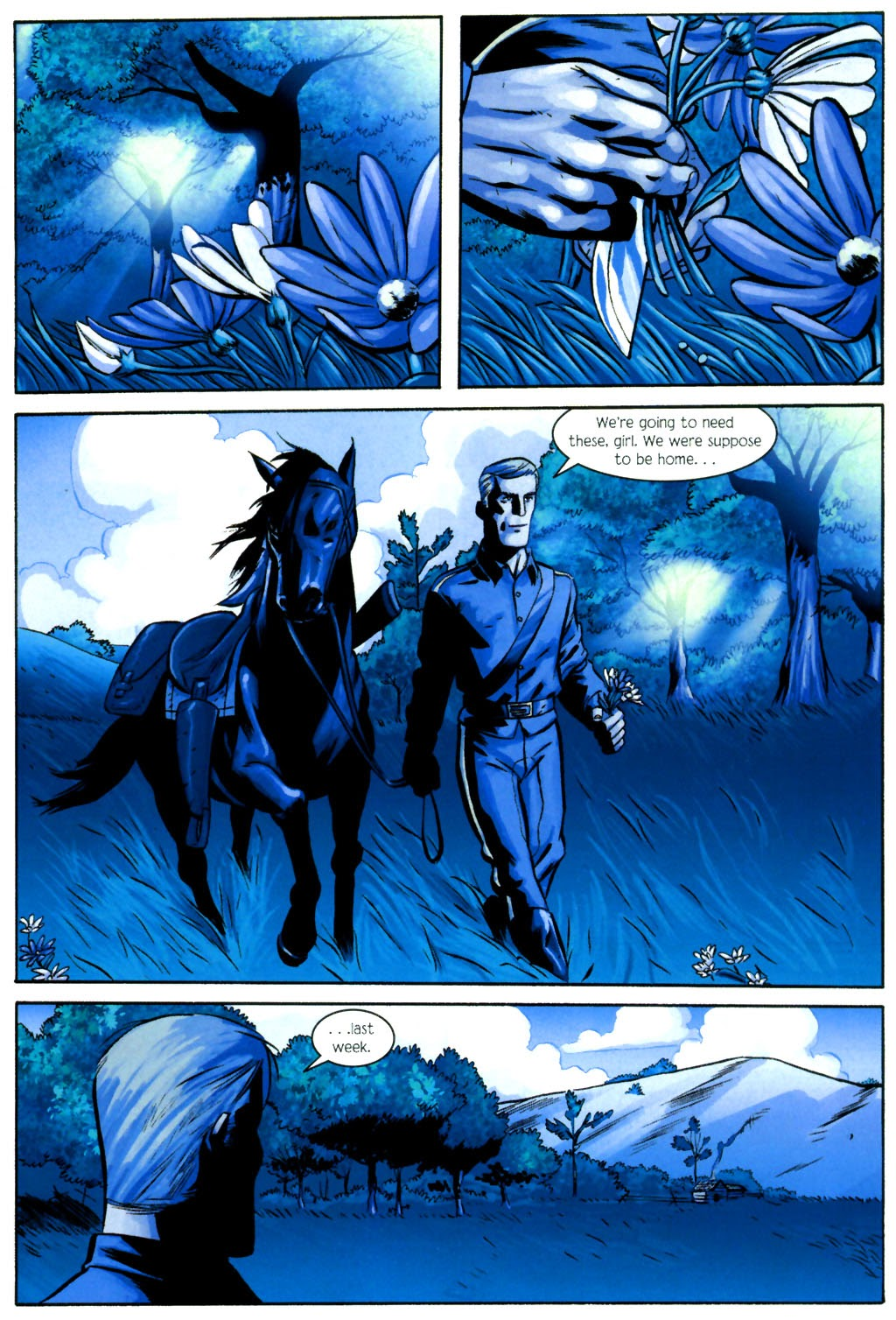 Read online The Ballad of Sleeping Beauty comic -  Issue #1 - 9