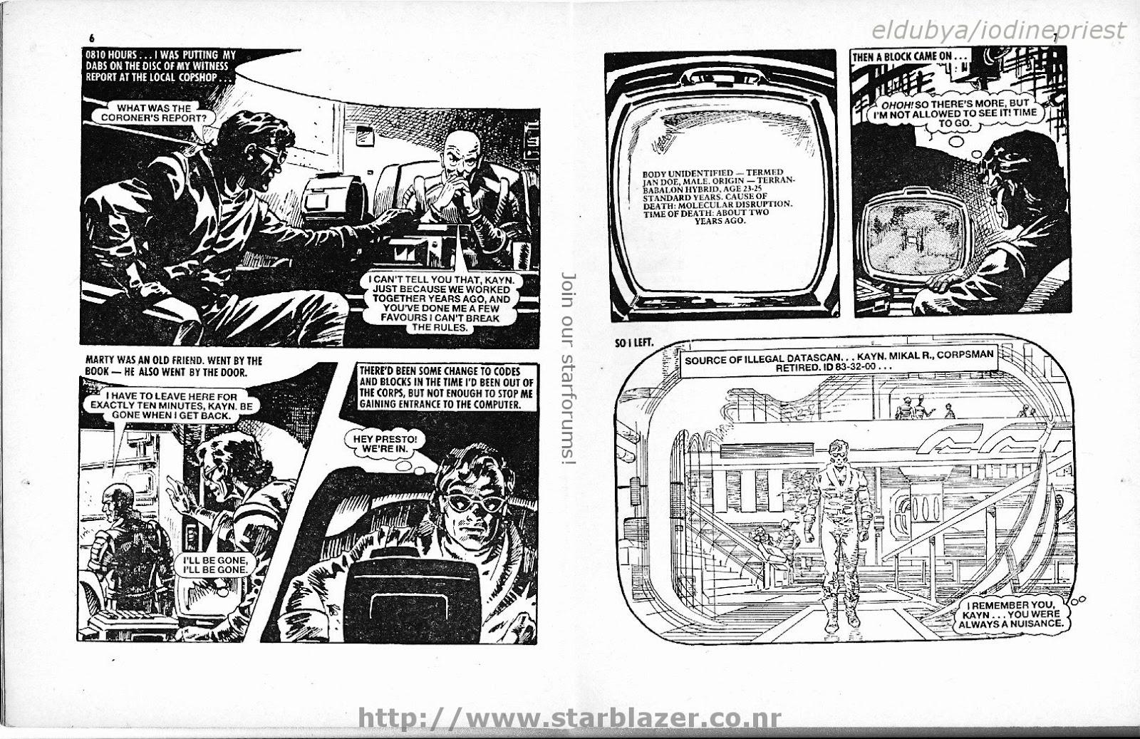 Starblazer issue 199 - Page 5