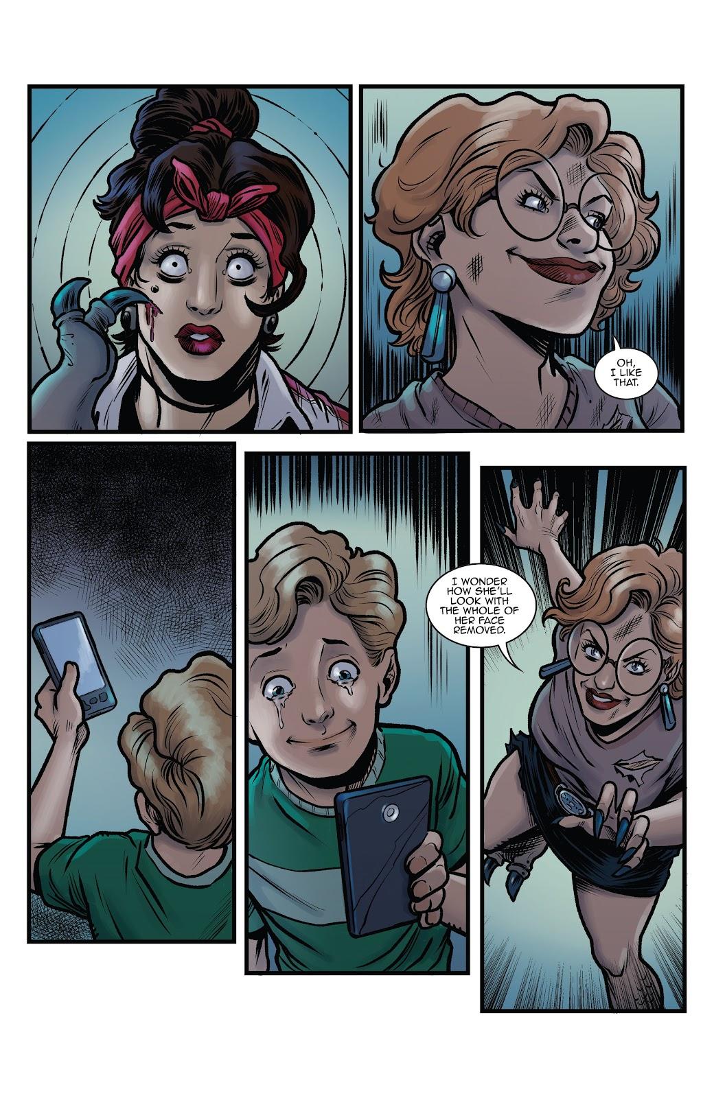 Read online Black Betty comic -  Issue #8 - 6