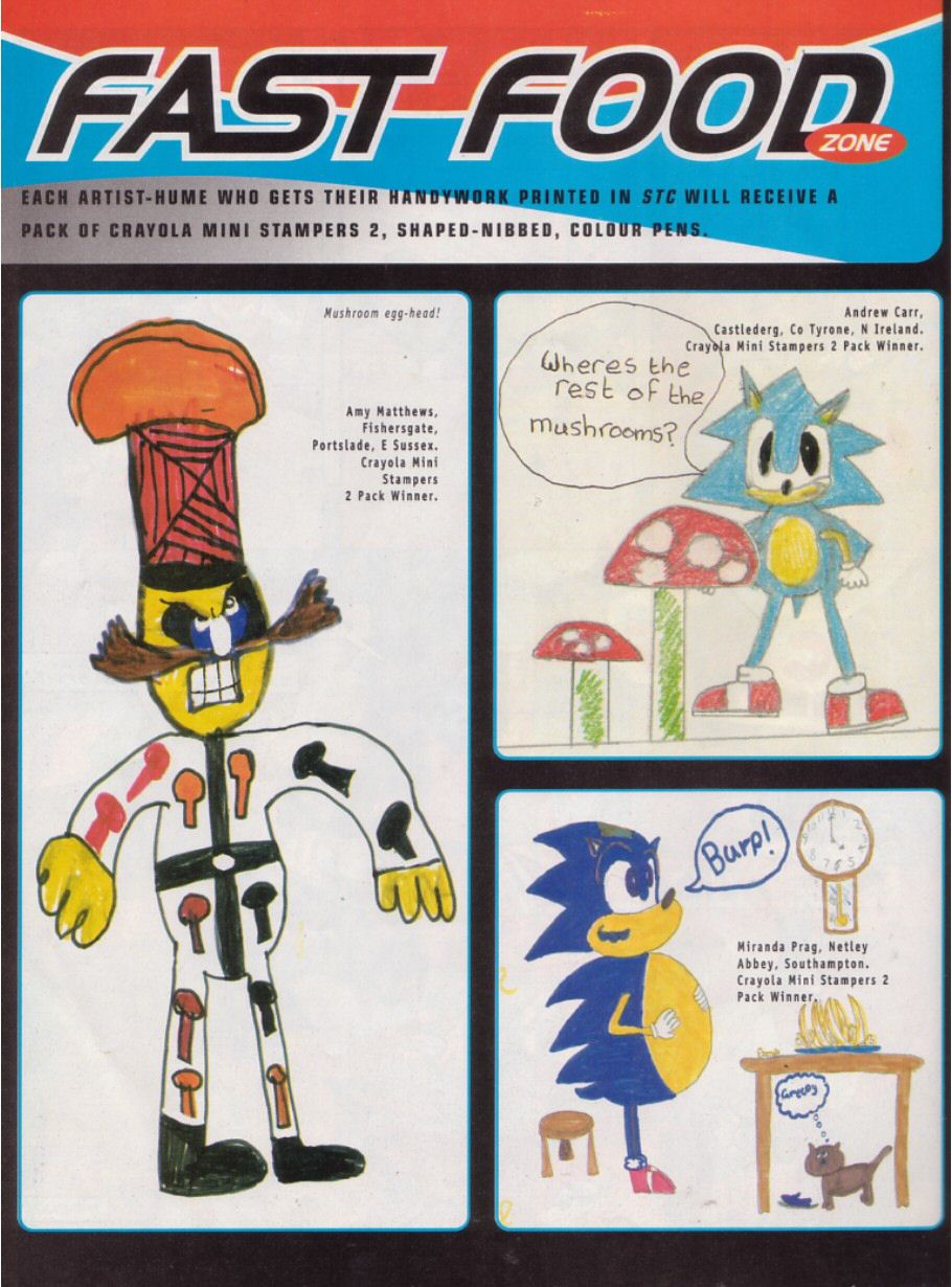 Read online Sonic the Comic comic -  Issue #112 - 21
